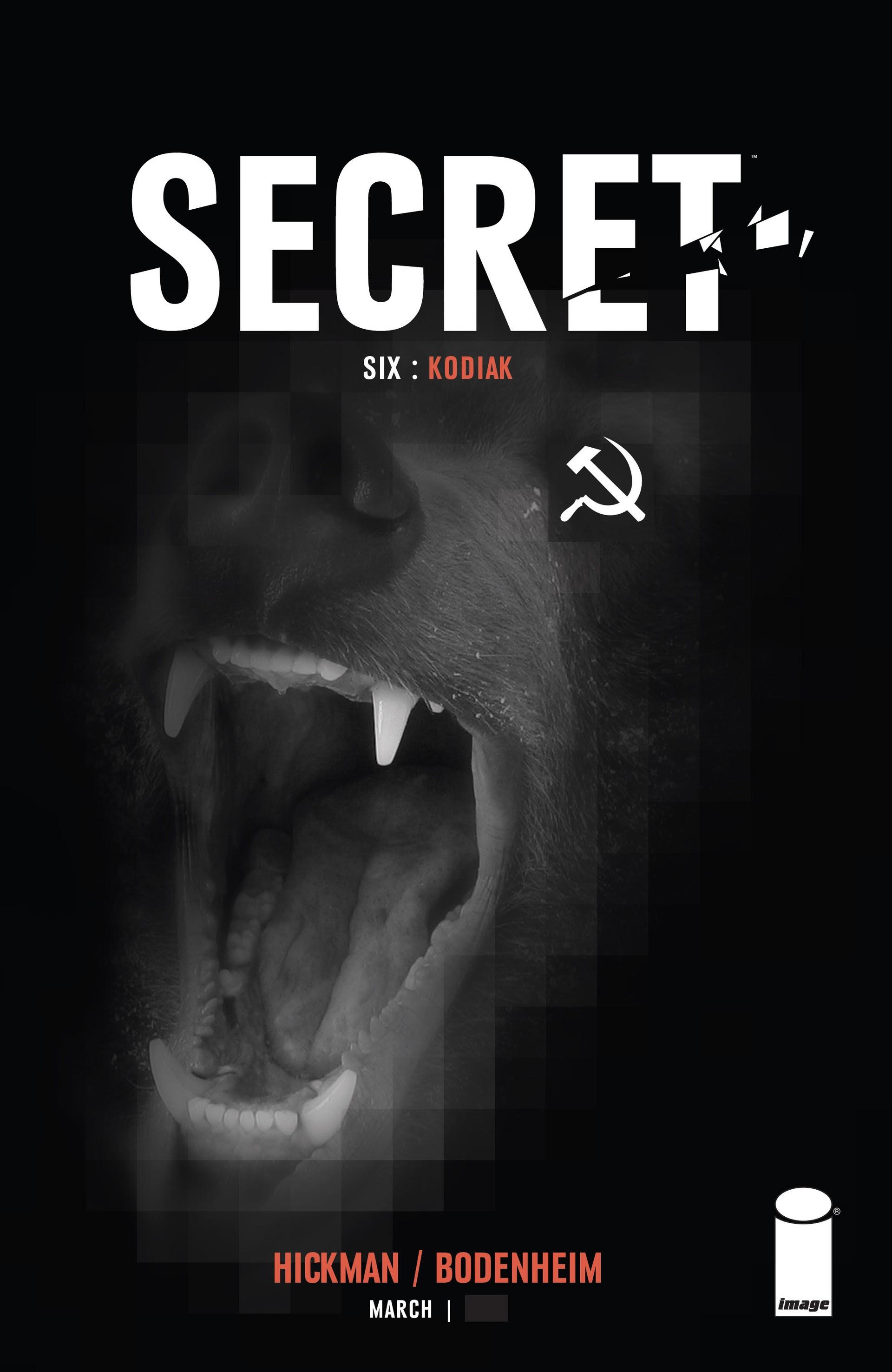 Secret 6 Page 1
