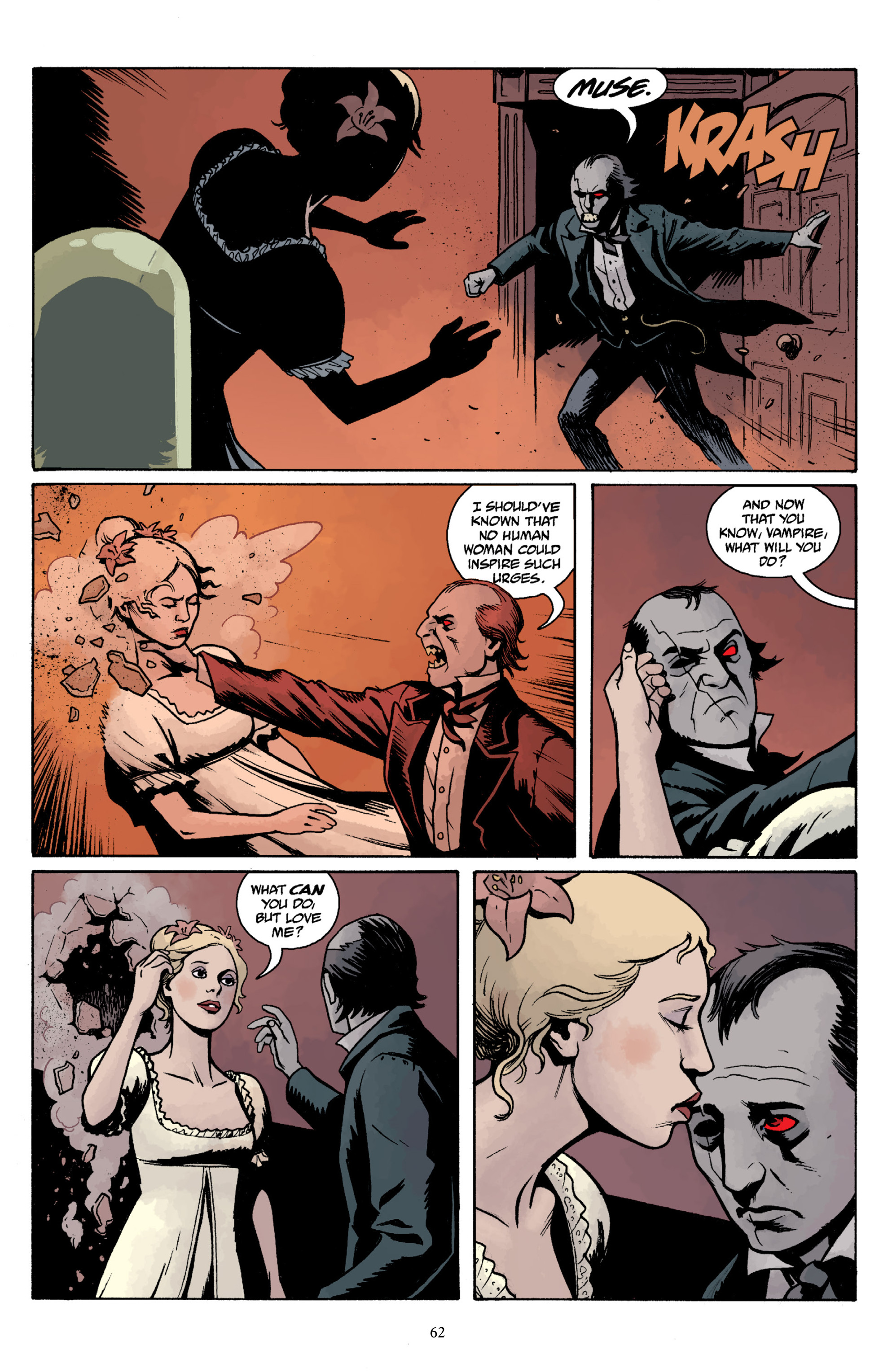 Read online Baltimore Volume 3: A Passing Stranger and Other Stories comic -  Issue # Full - 64