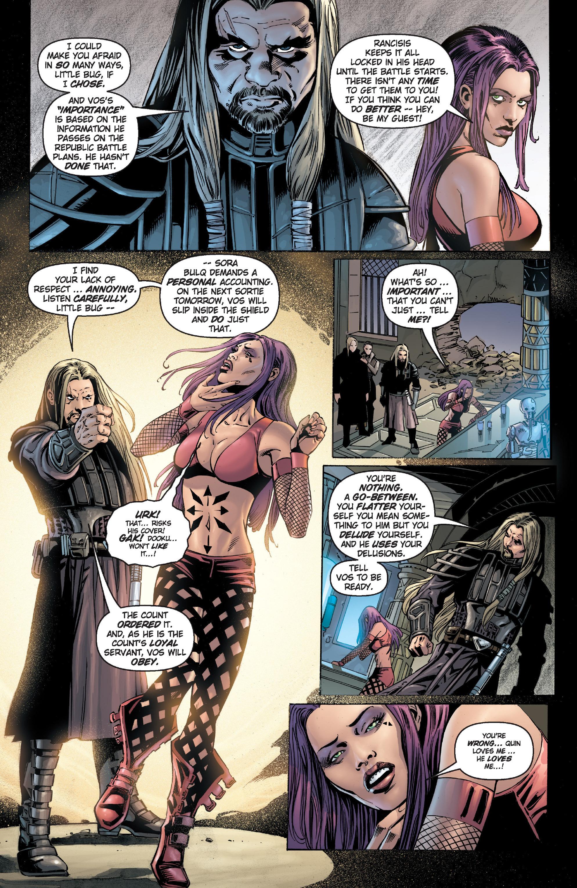 Read online Star Wars Omnibus comic -  Issue # Vol. 26 - 270