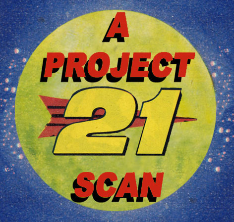 Read online TV Century 21 (TV 21) comic -  Issue #29 - 1