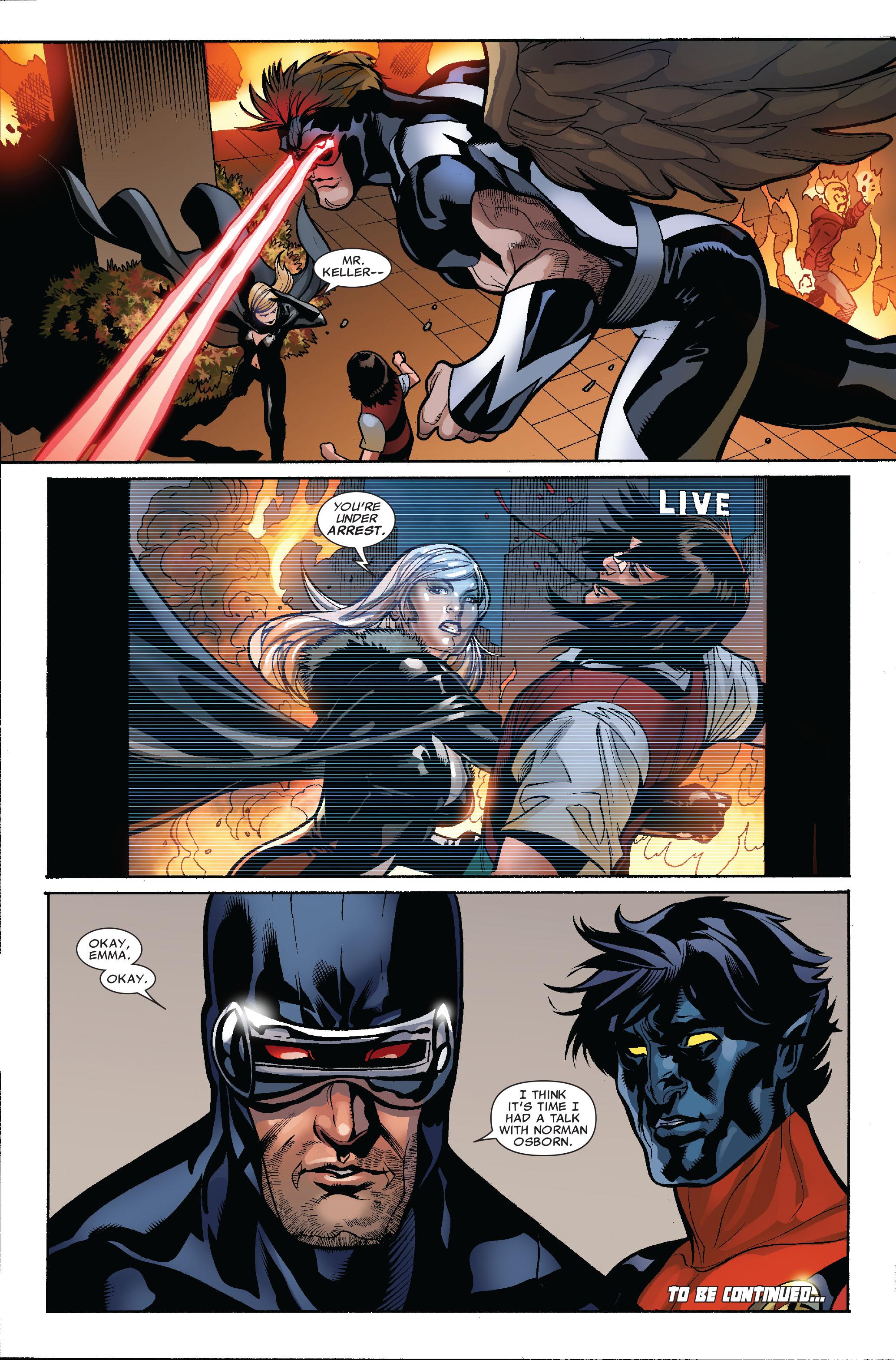 Read online Uncanny X-Men (1963) comic -  Issue #513 - 23