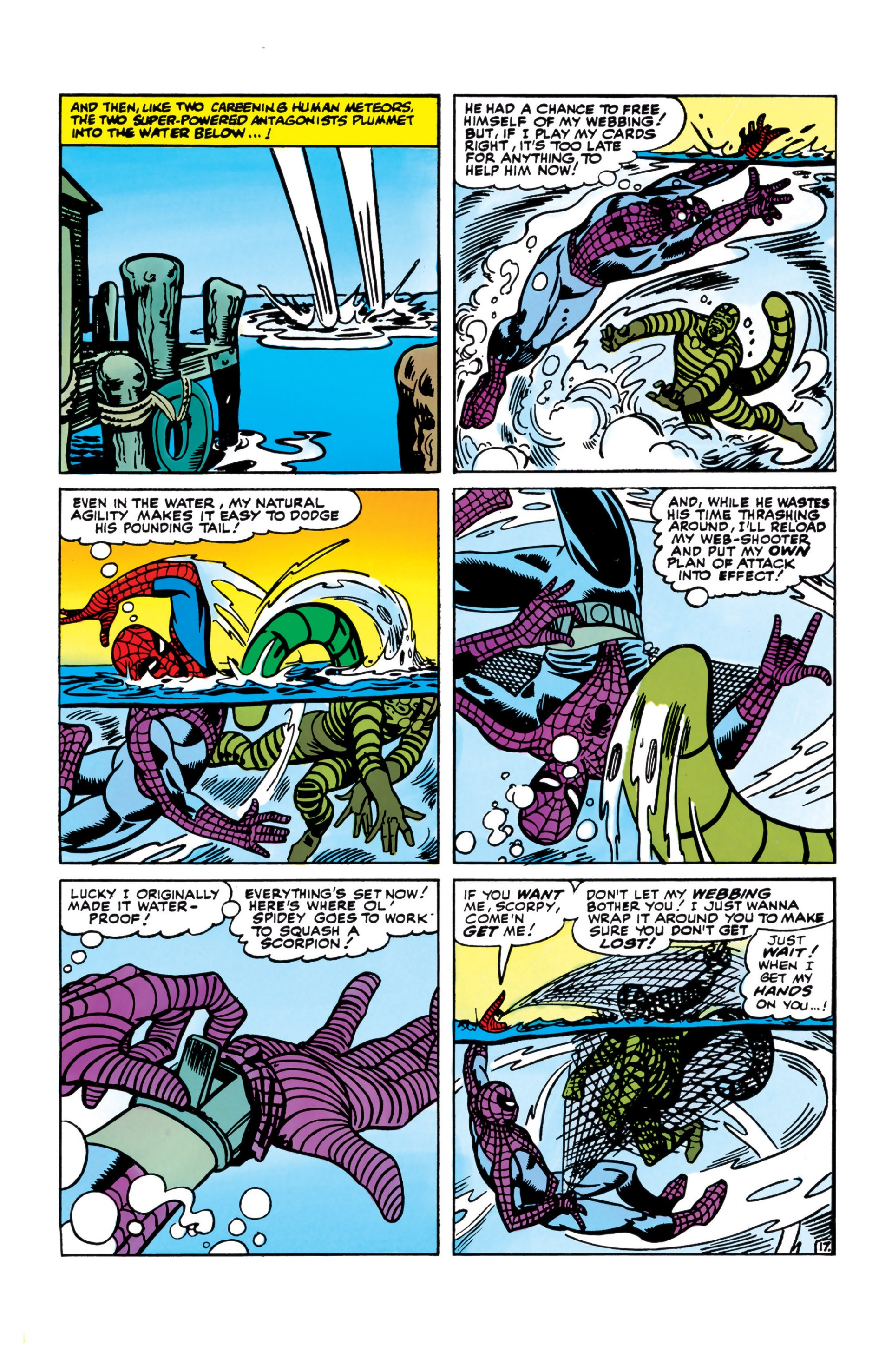 The Amazing Spider-Man (1963) 29 Page 17