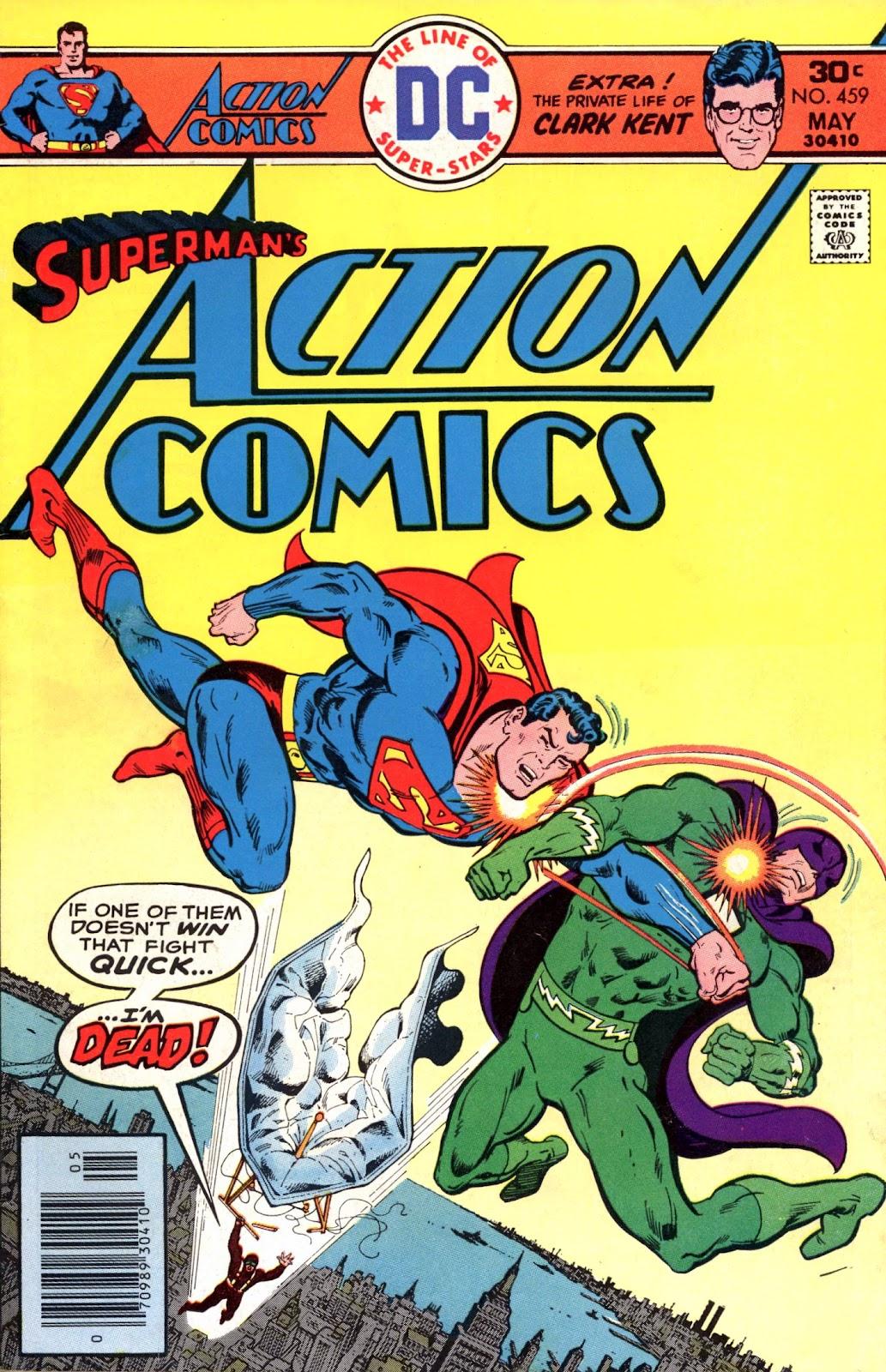 Action Comics (1938) 459 Page 1
