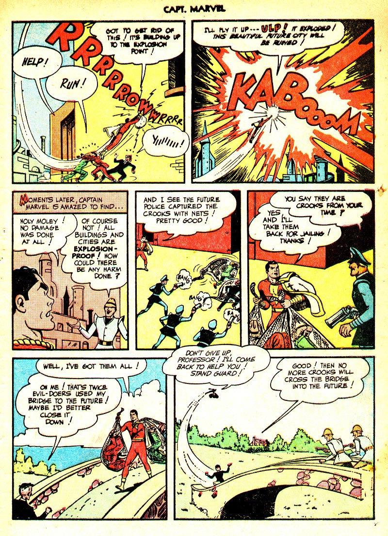 Captain Marvel Adventures issue 93 - Page 40