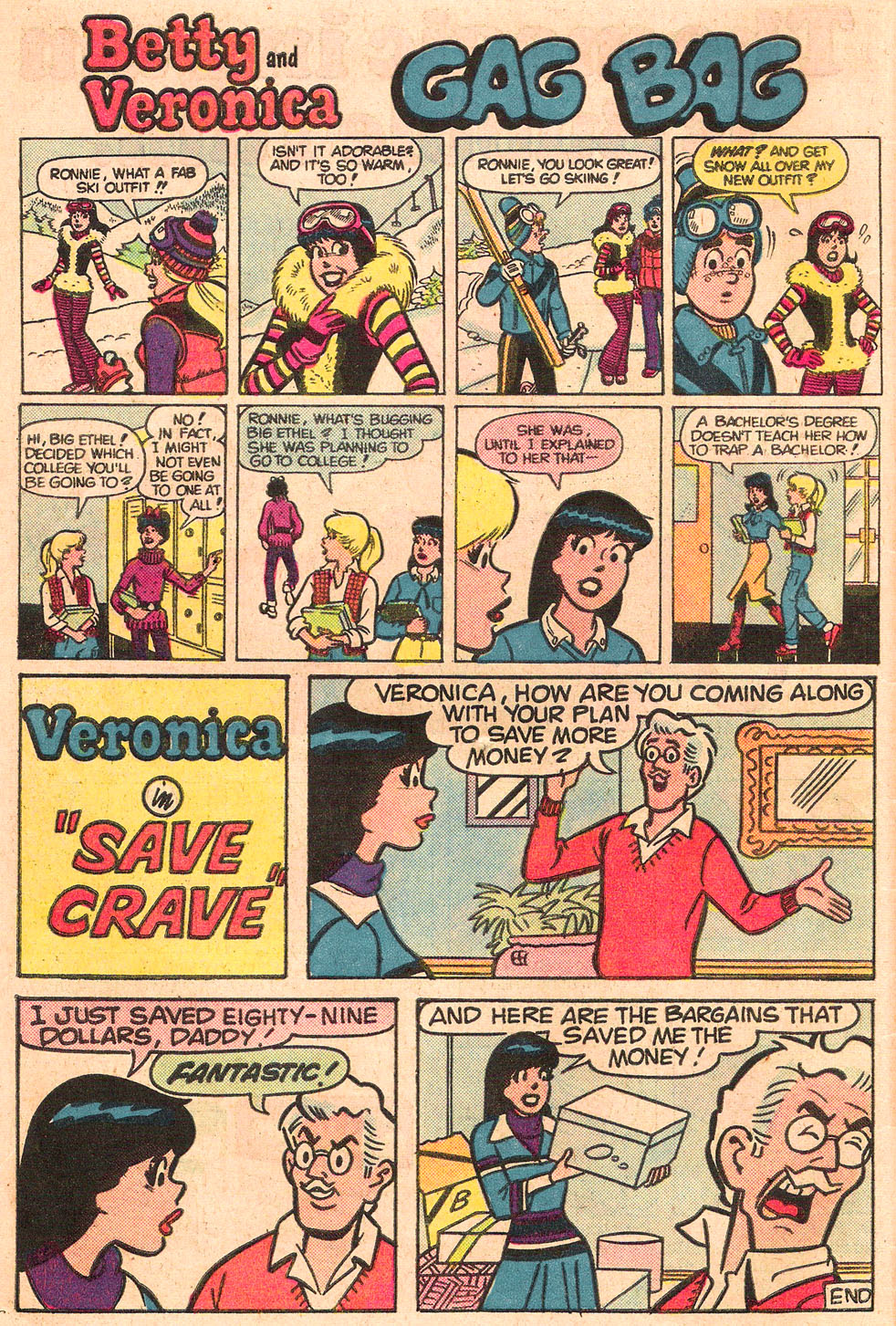 Read online Archie's Girls Betty and Veronica comic -  Issue #314 - 10