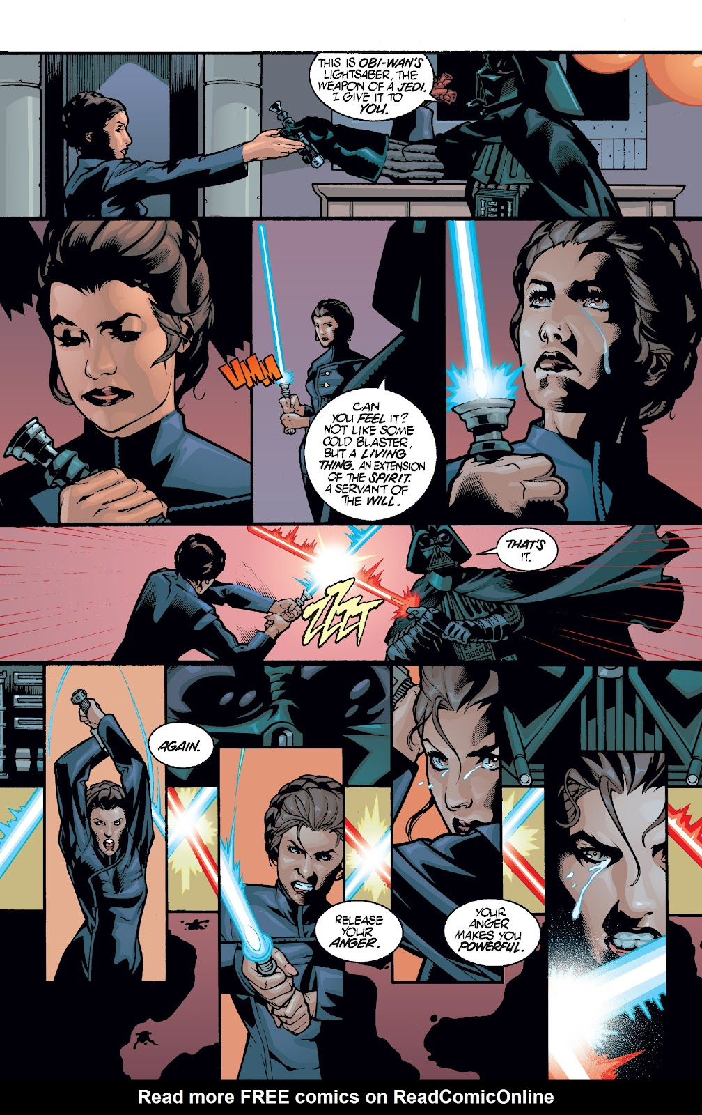 Read online Star Wars Legends: Infinities - Epic Collection comic -  Issue # TPB (Part 1) - 43