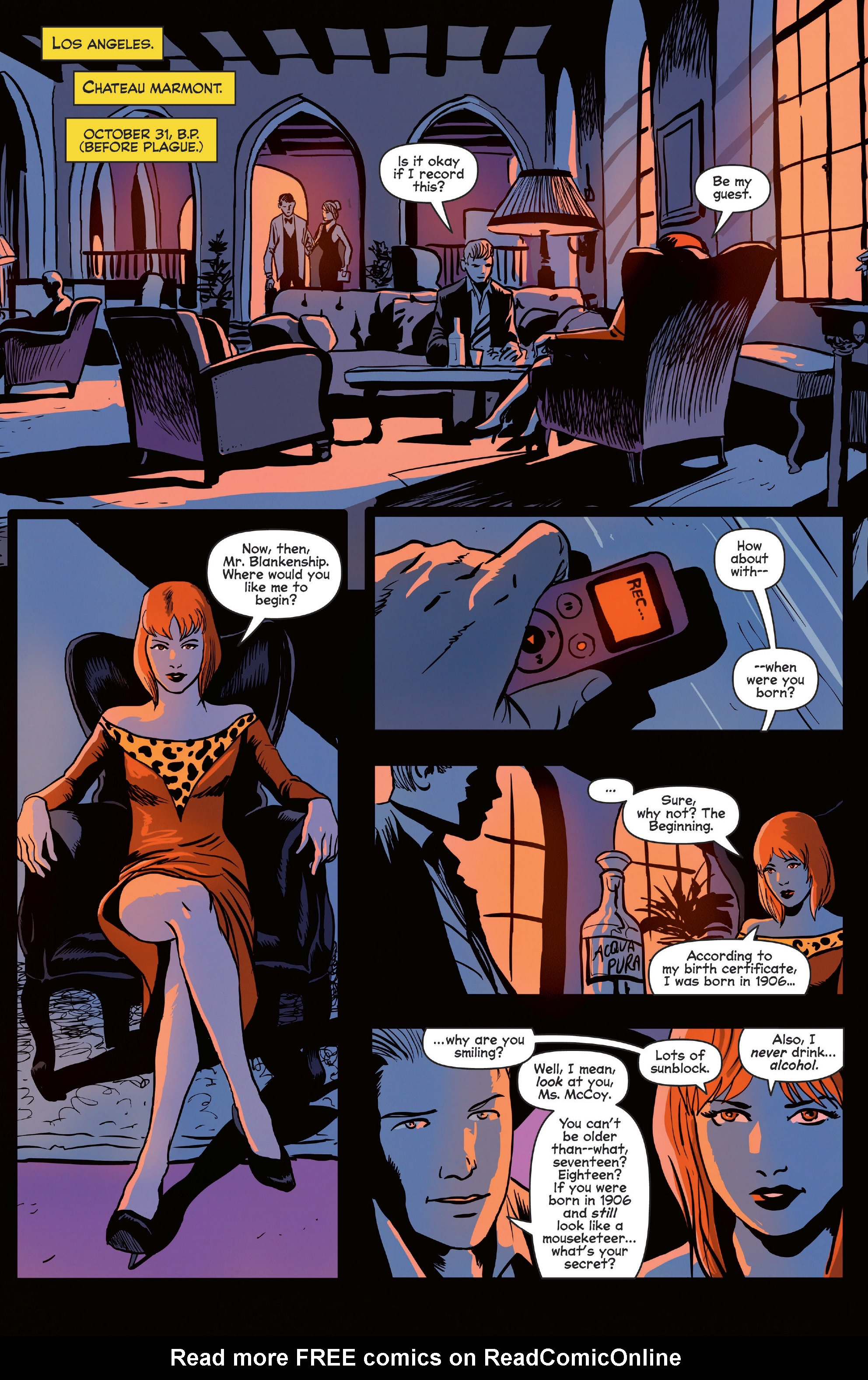 Read online Afterlife with Archie comic -  Issue #10 - 4