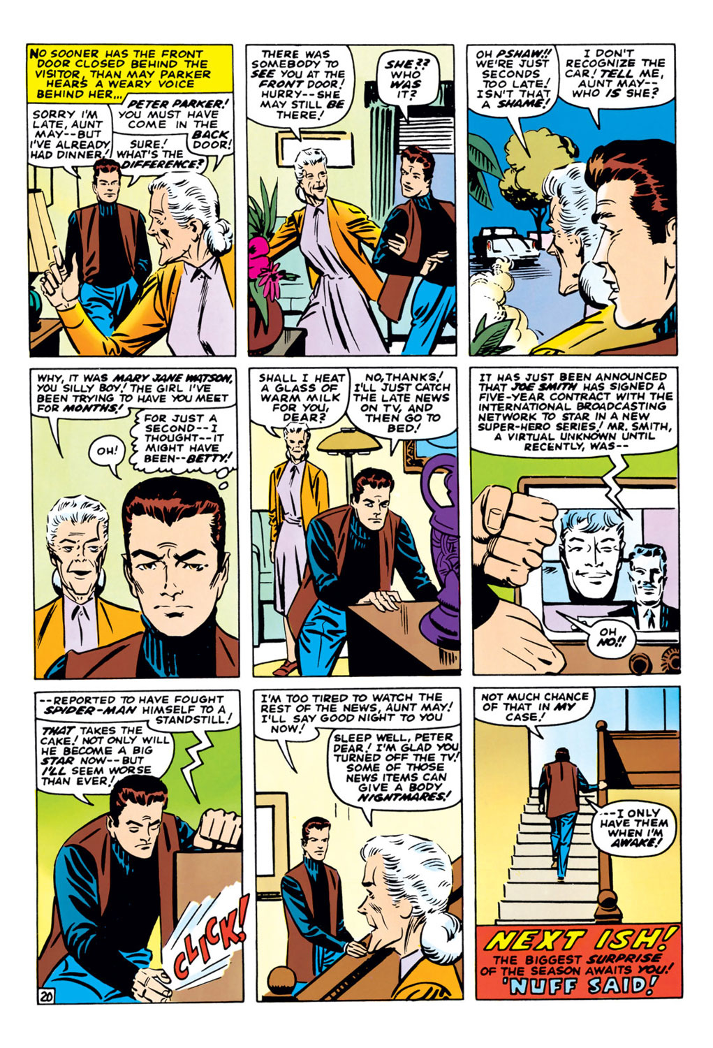 The Amazing Spider-Man (1963) 38 Page 20