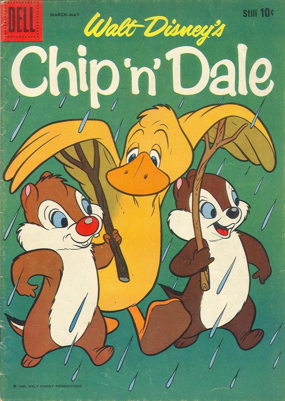 Walt Disneys Chip N Dale issue 21 - Page 1