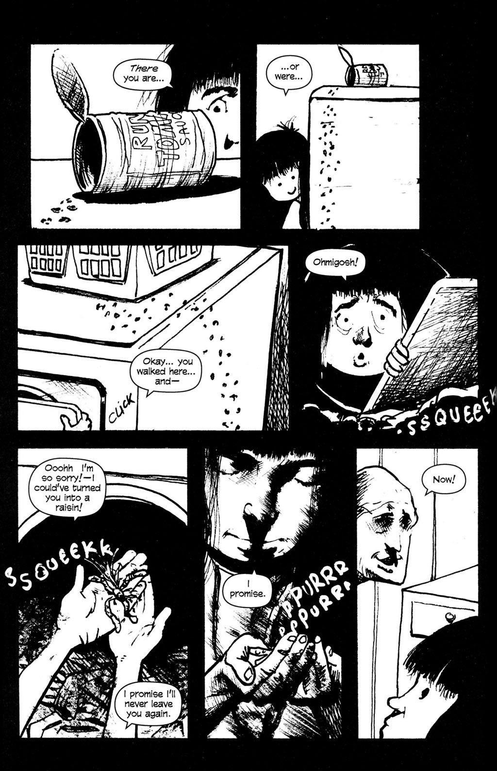 Read online Ojo comic -  Issue #4 - 4
