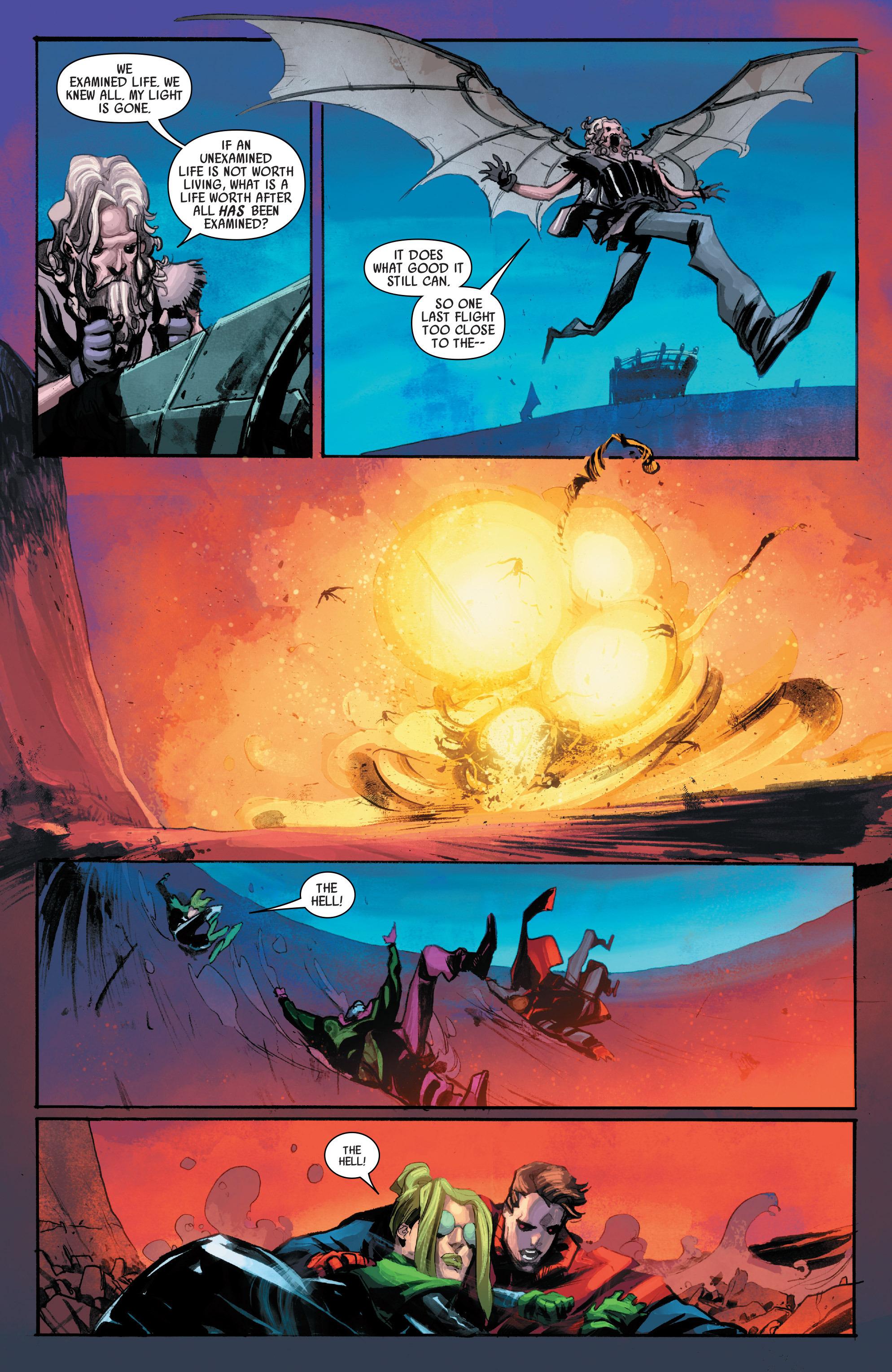 Read online Siege (2015) comic -  Issue #4 - 15