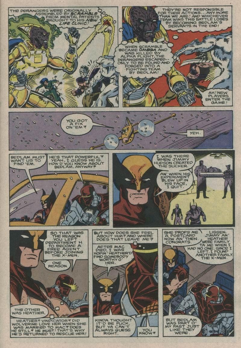 Read online Alpha Flight (1983) comic -  Issue #53 - 15
