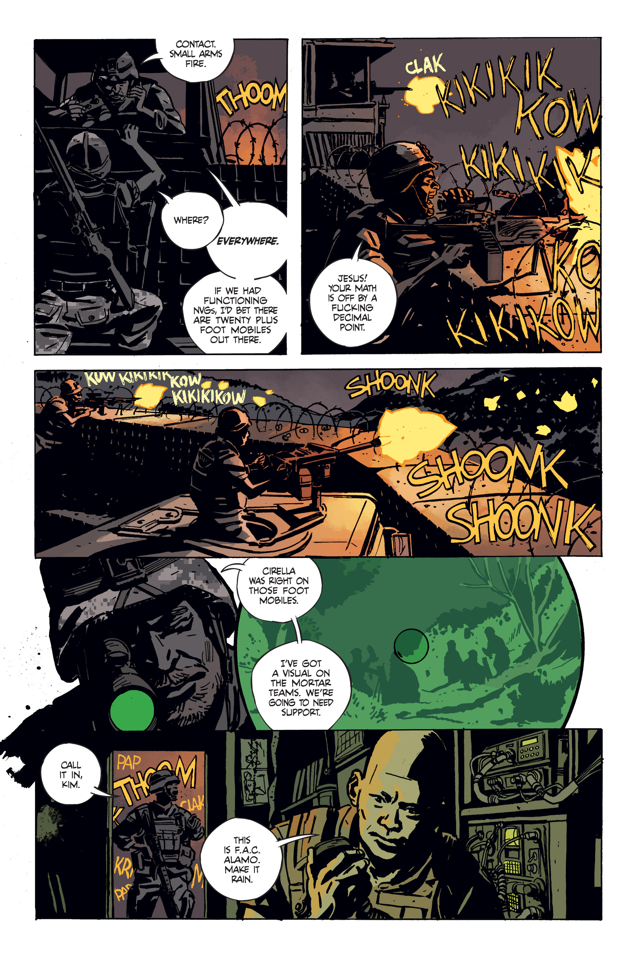 Read online Graveyard of Empires comic -  Issue # TPB - 21