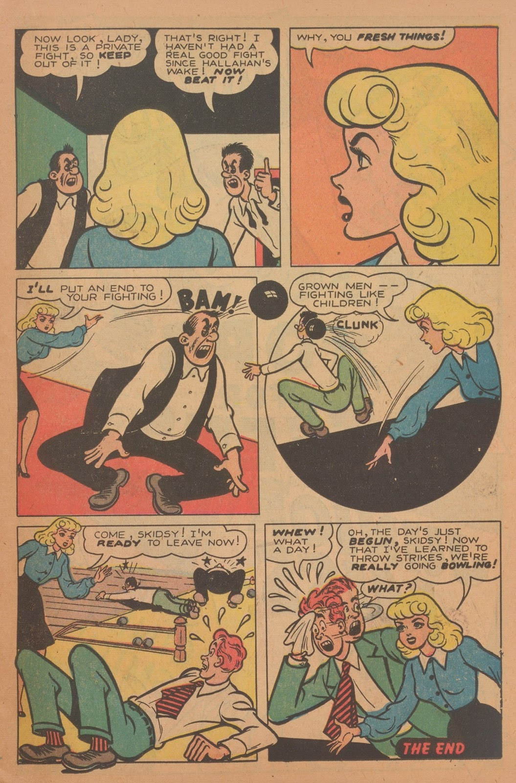 Read online Gay Comics comic -  Issue #29 - 19
