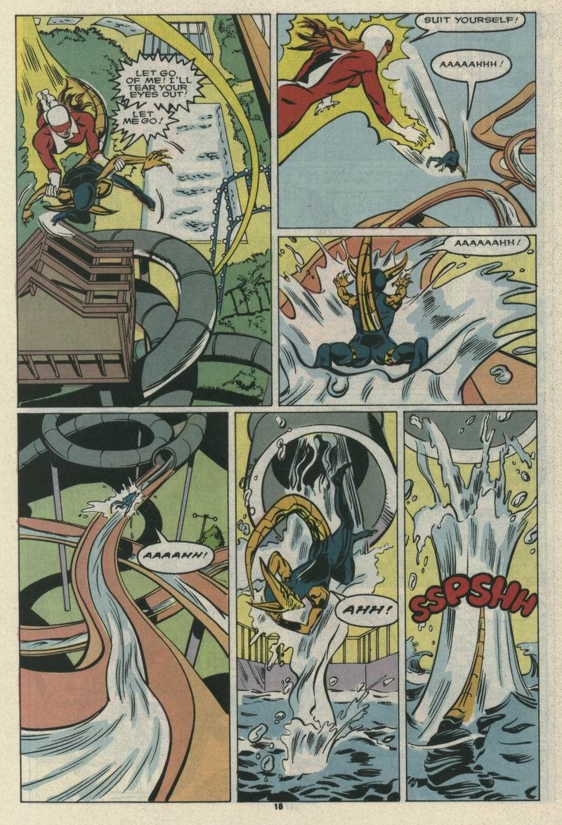 Read online Alpha Flight (1983) comic -  Issue #69 - 20