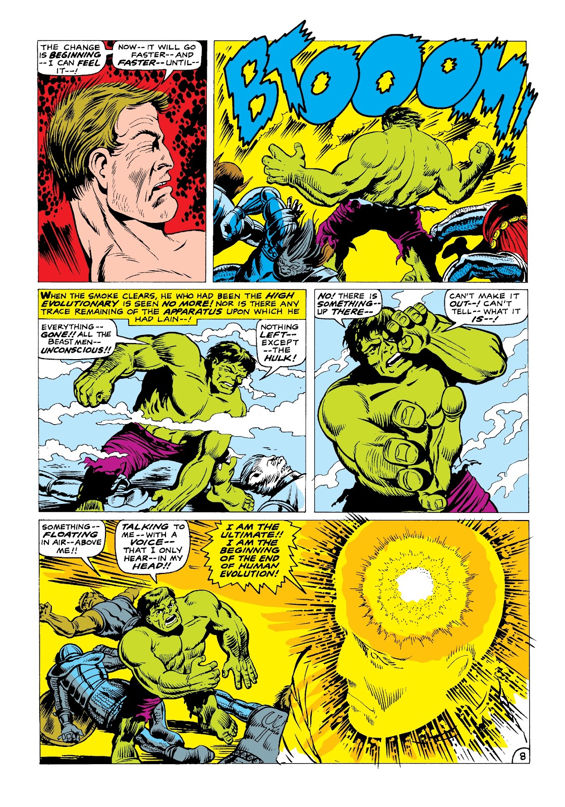Read online Marvel Masterworks: The Incredible Hulk comic -  Issue # TPB 3 (Part 2) - 91