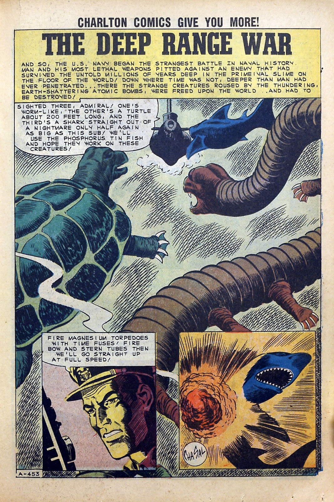 Read online Fightin' Navy comic -  Issue #99 - 17