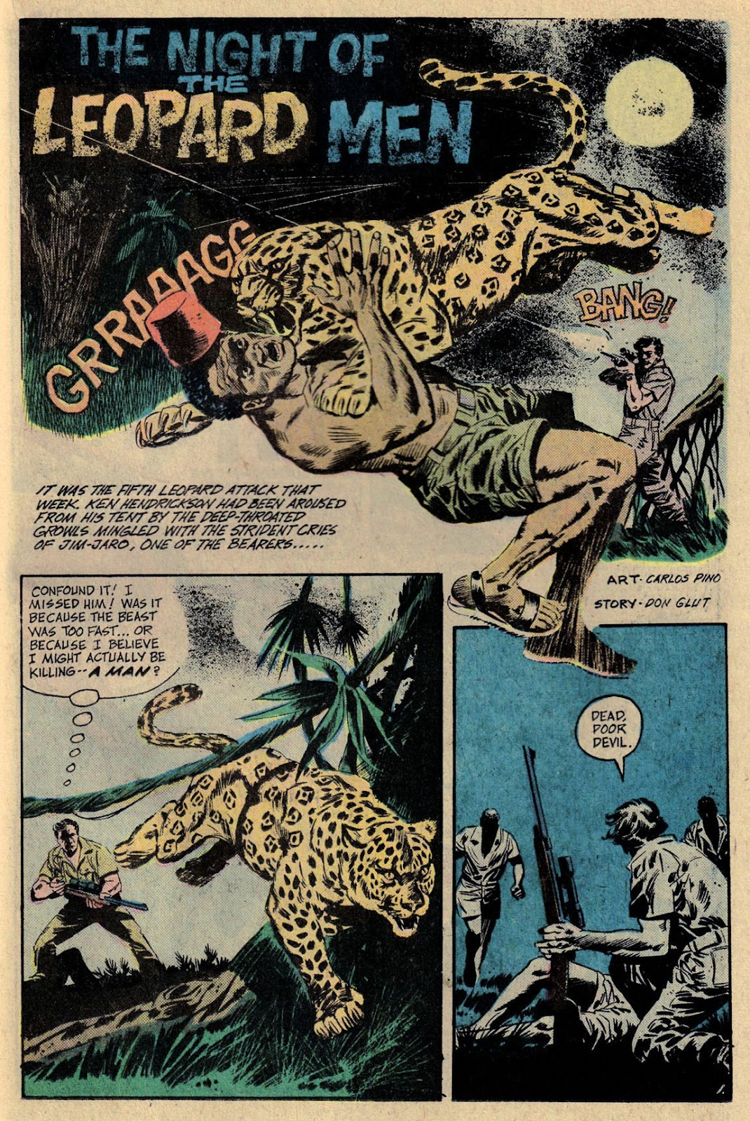 Read online Madhouse Comics comic -  Issue #95 - 19