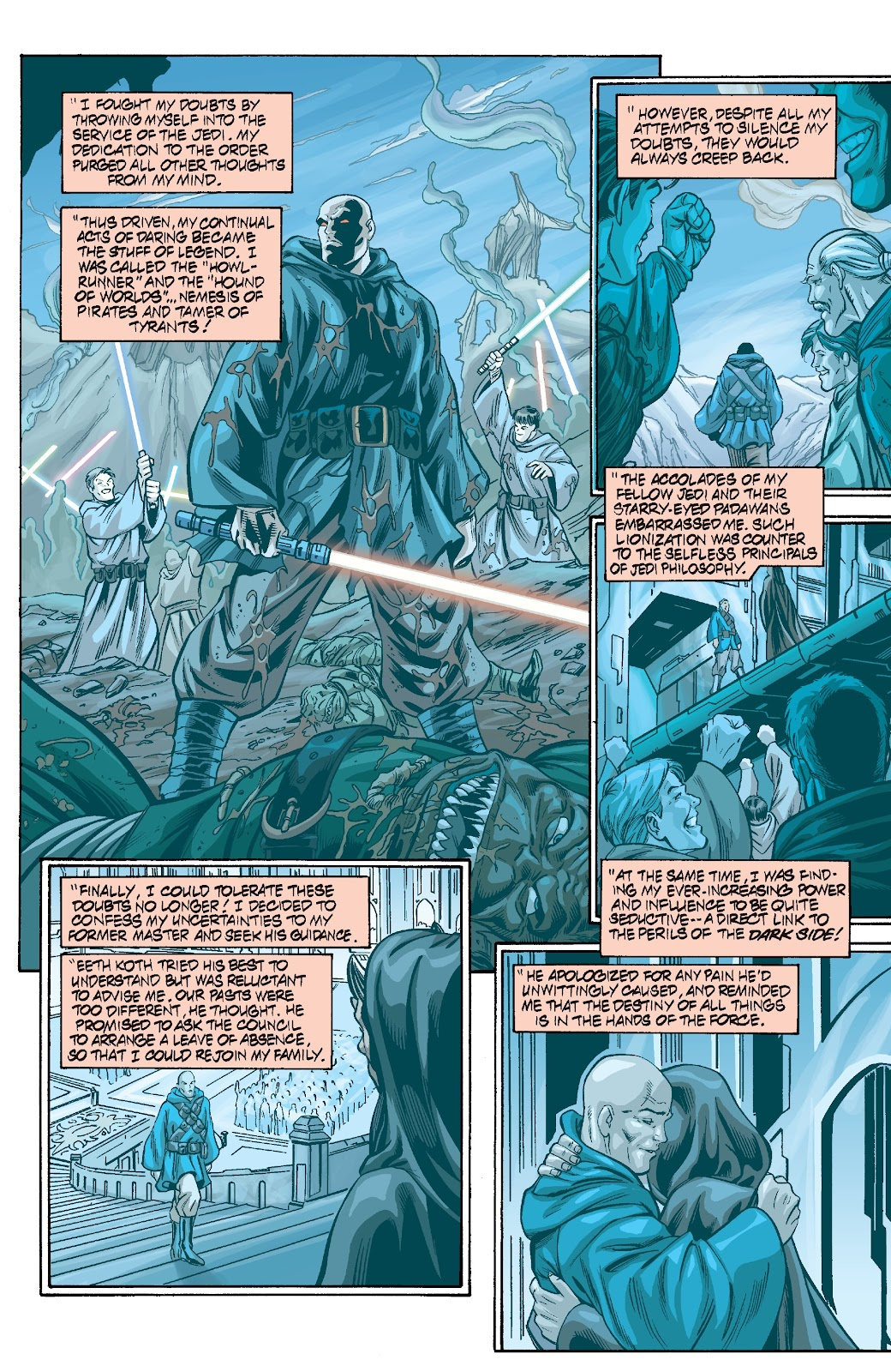 Read online Star Wars Legends Epic Collection: The Menace Revealed comic -  Issue # TPB (Part 2) - 100
