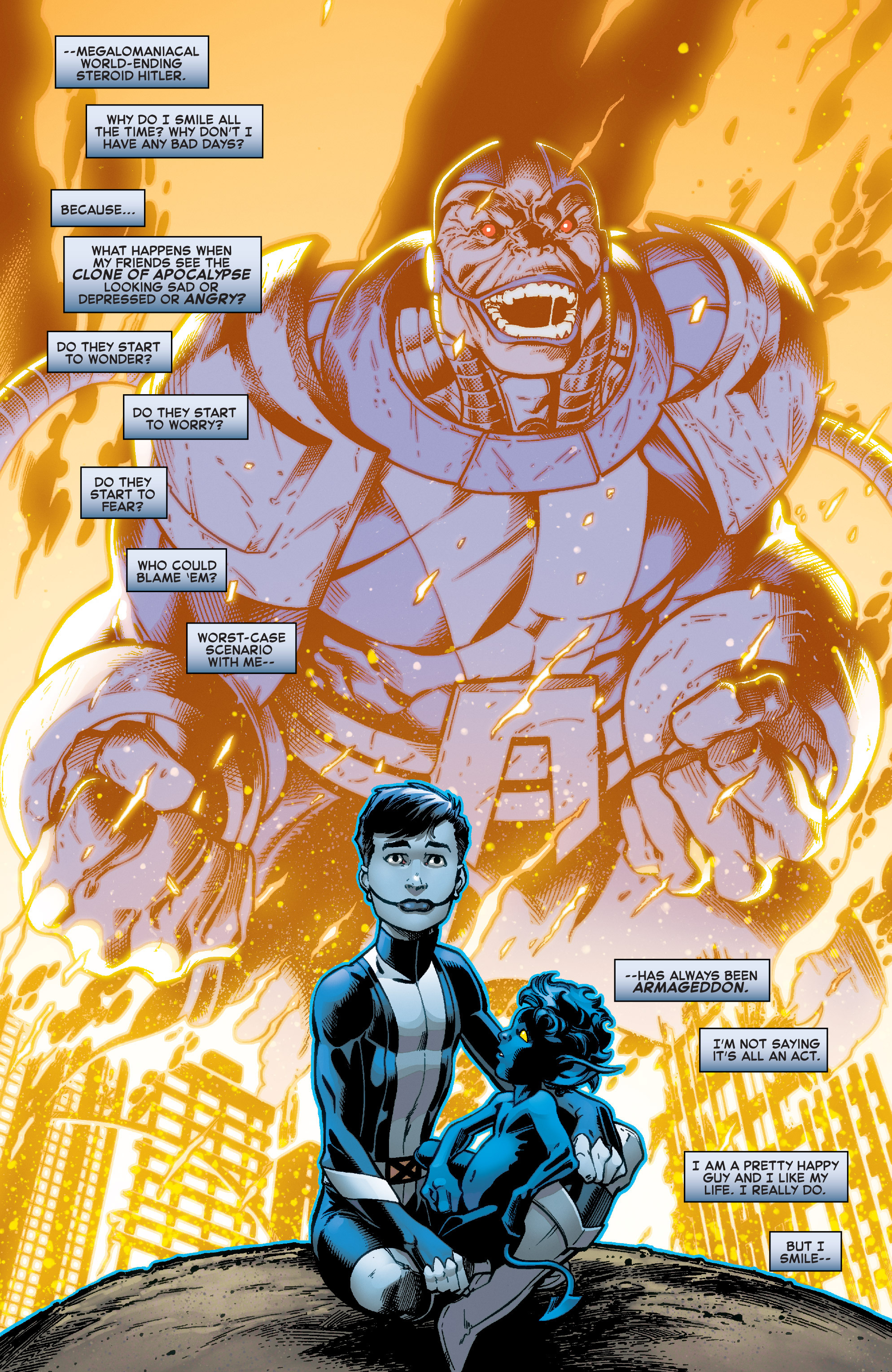 Read online All-New X-Men (2016) comic -  Issue #9 - 12