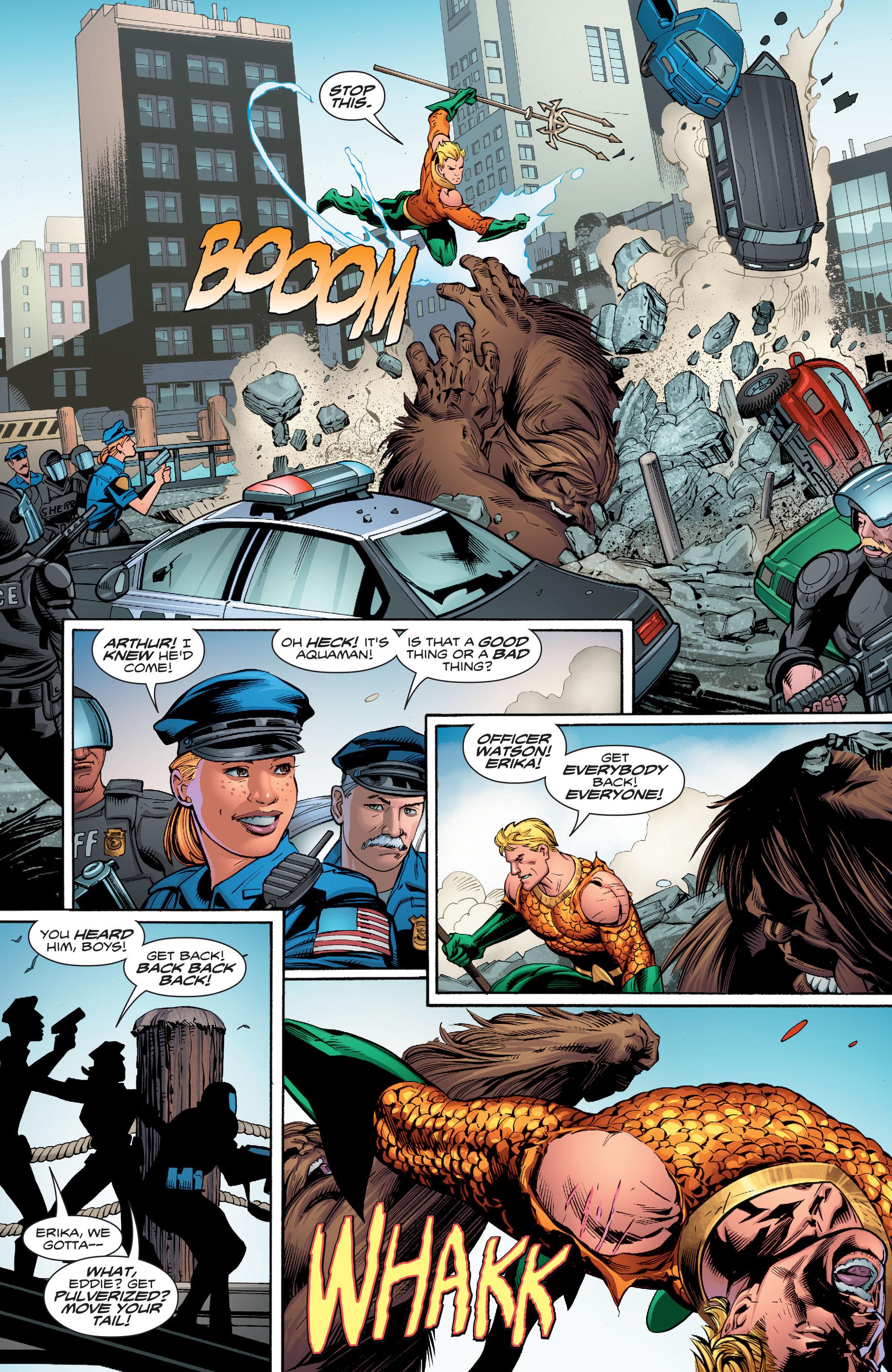 Read online Aquaman (2016) comic -  Issue #9 - 12