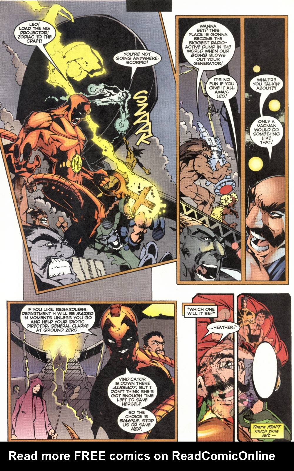 Read online Alpha Flight (1997) comic -  Issue #12 - 37
