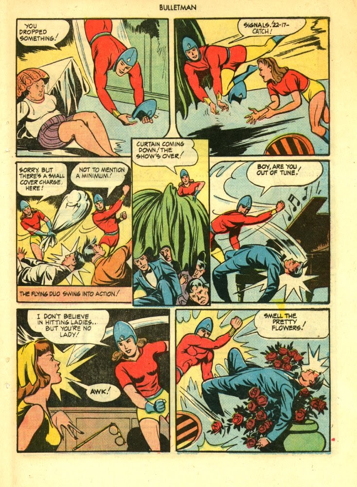 Bulletman issue 16 - Page 32