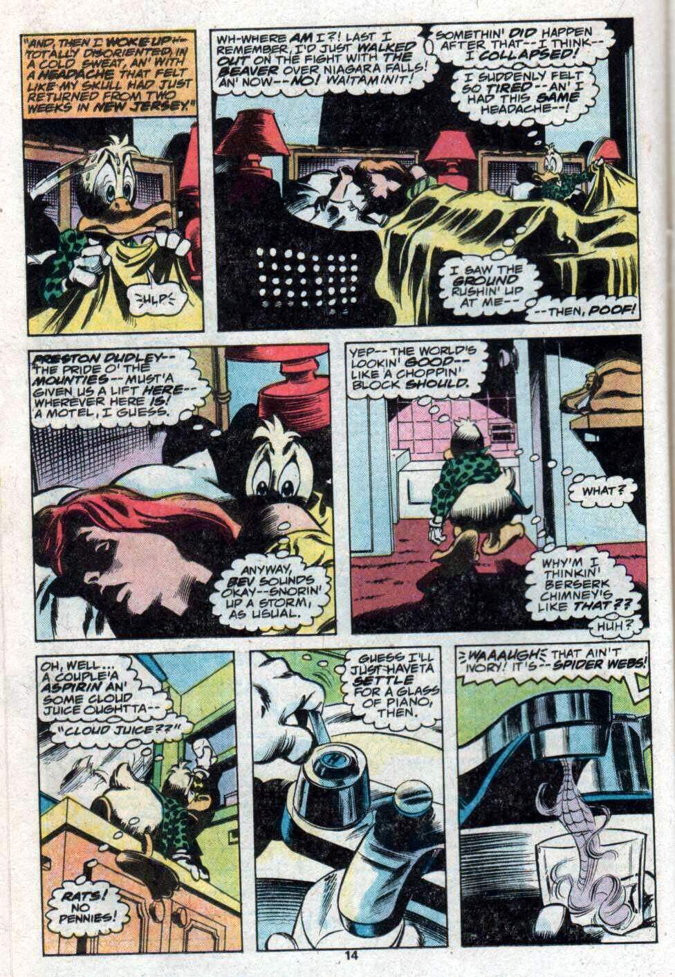 Howard the Duck (1976) Issue #10 #11 - English 9