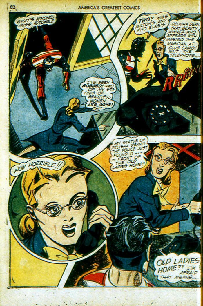 Read online America's Greatest Comics comic -  Issue #4 - 63