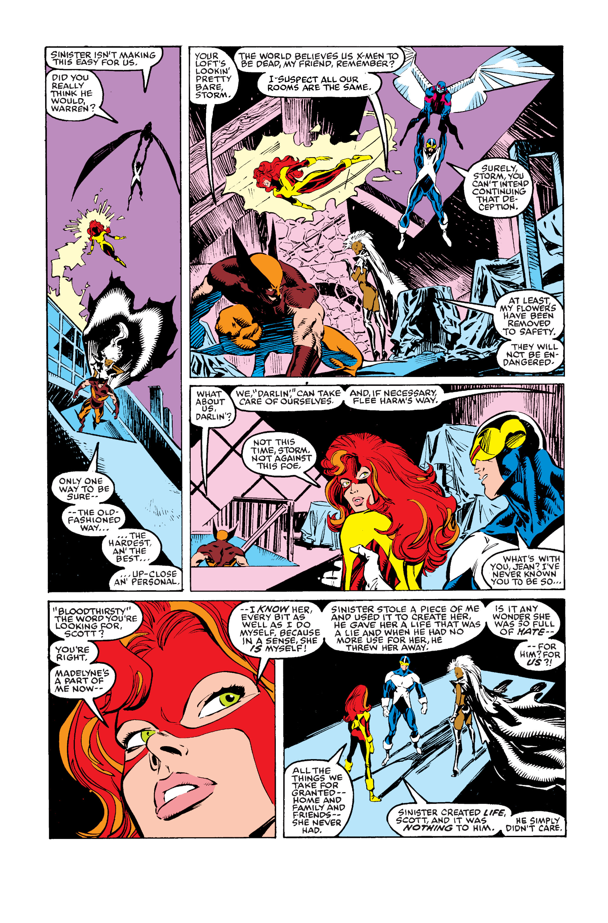 Read online Uncanny X-Men (1963) comic -  Issue #243 - 14