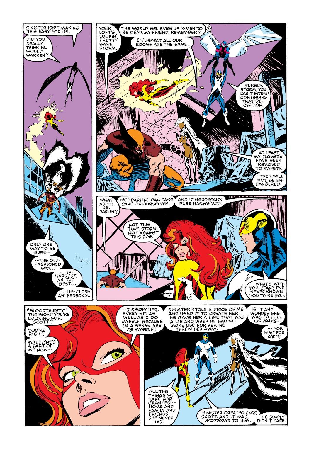Uncanny X-Men (1963) issue 243 - Page 14