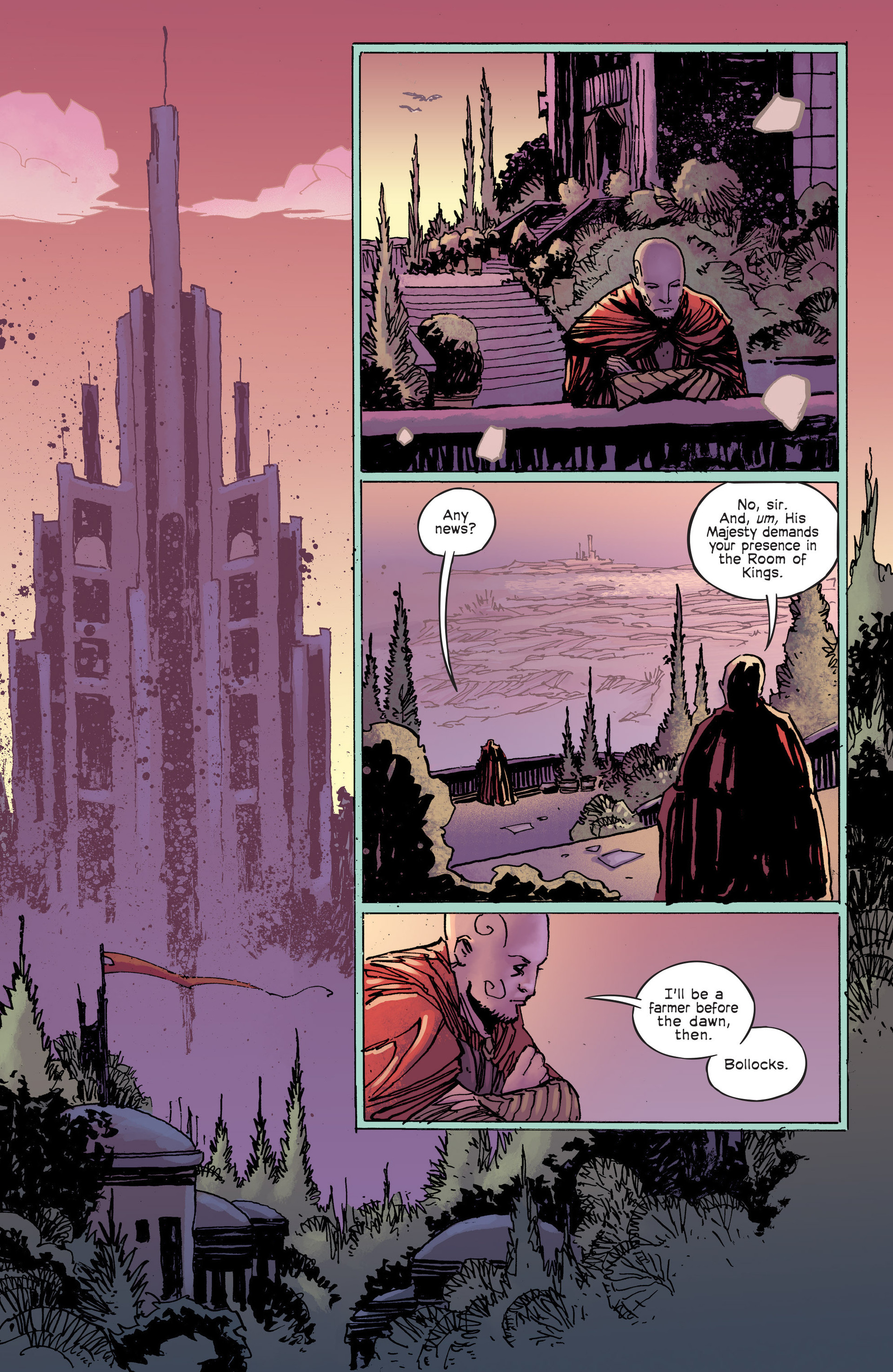 Read online Umbral comic -  Issue #6 - 18