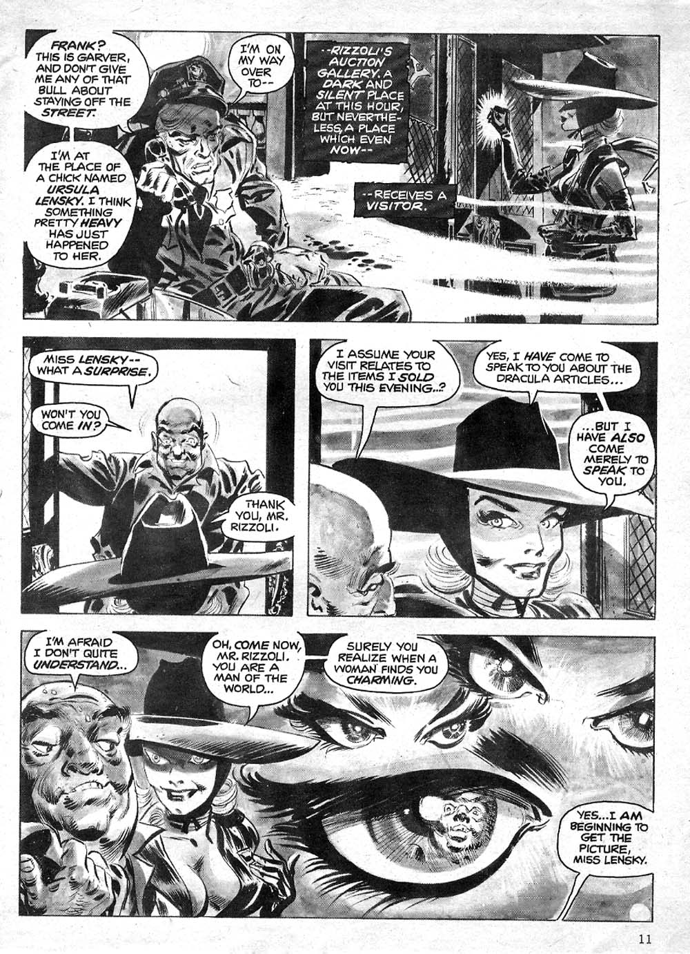 Dracula Lives issue 9 - Page 11