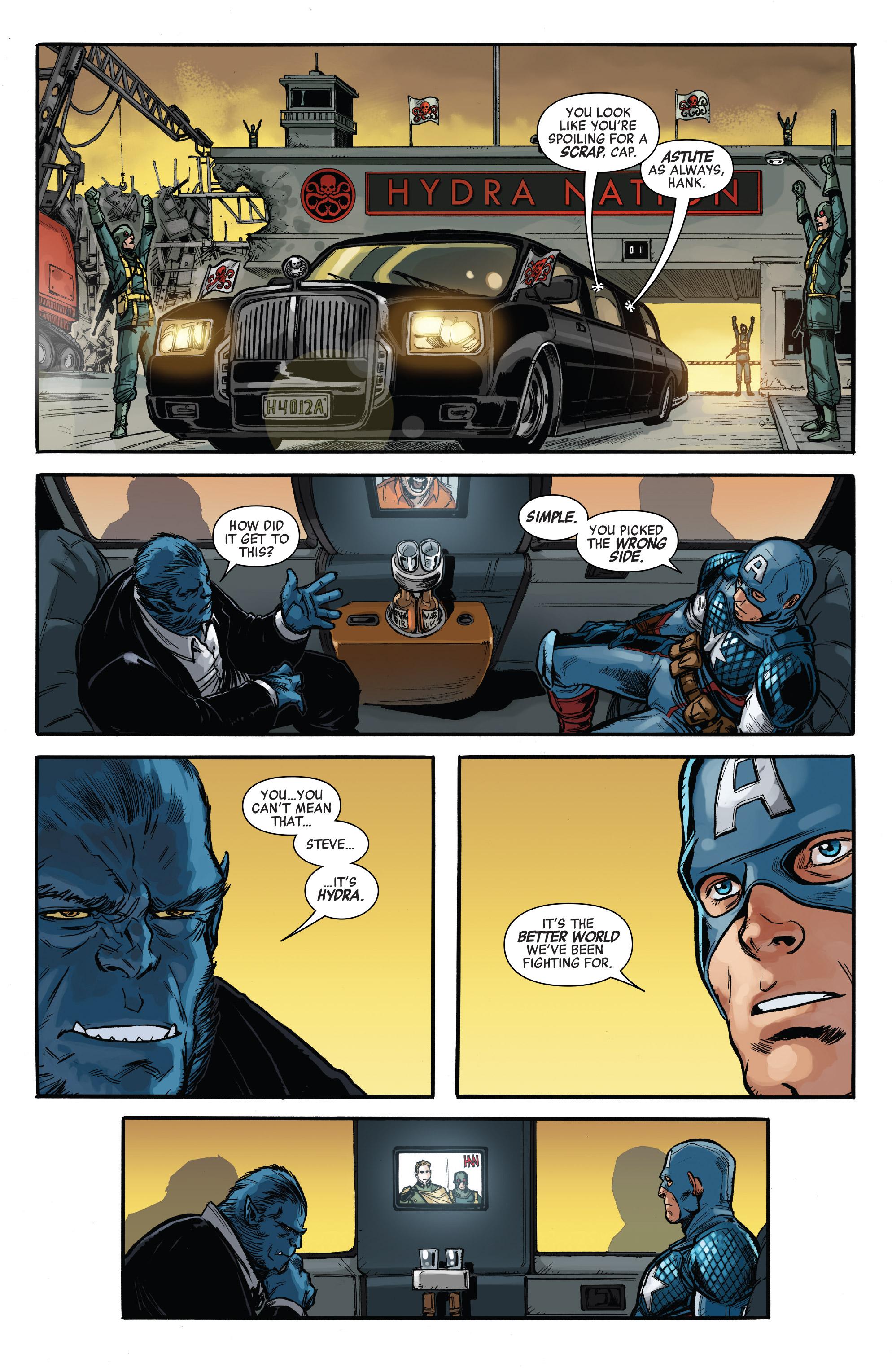 Read online Secret Empire: United comic -  Issue # Full - 24