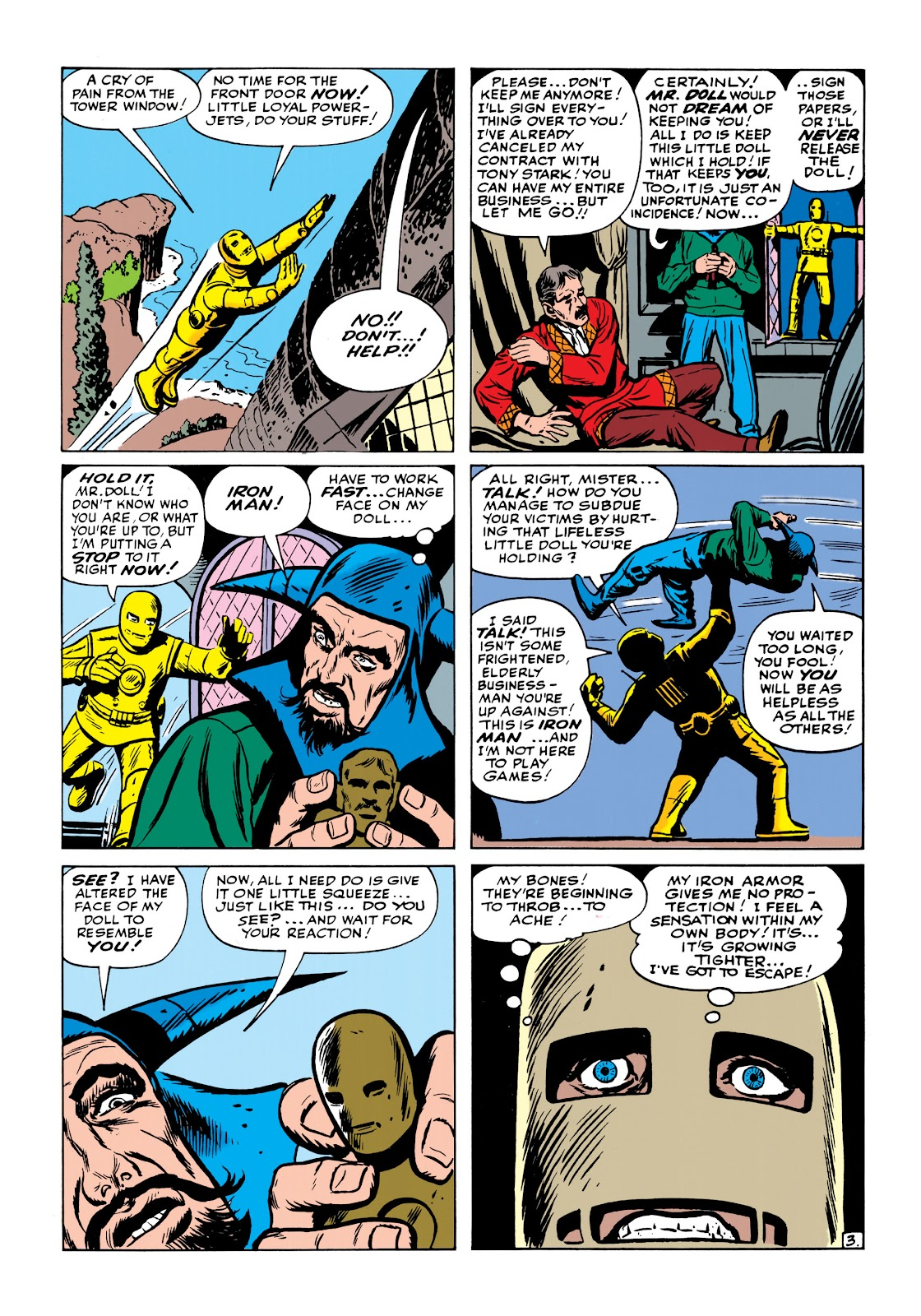 Read online Marvel Masterworks: The Invincible Iron Man comic -  Issue # TPB 1 (Part 2) - 42