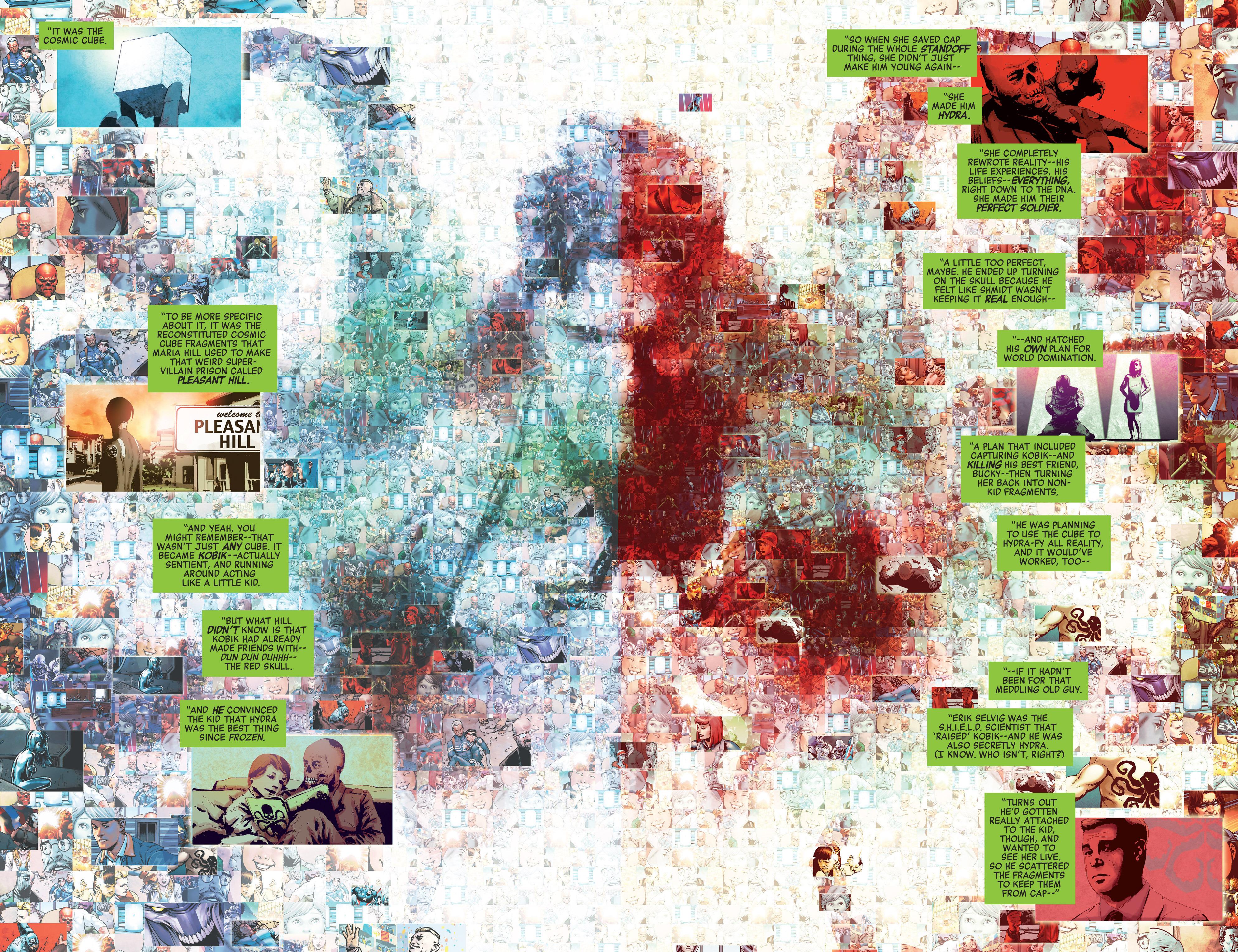 Read online Secret Empire comic -  Issue #2 - 16