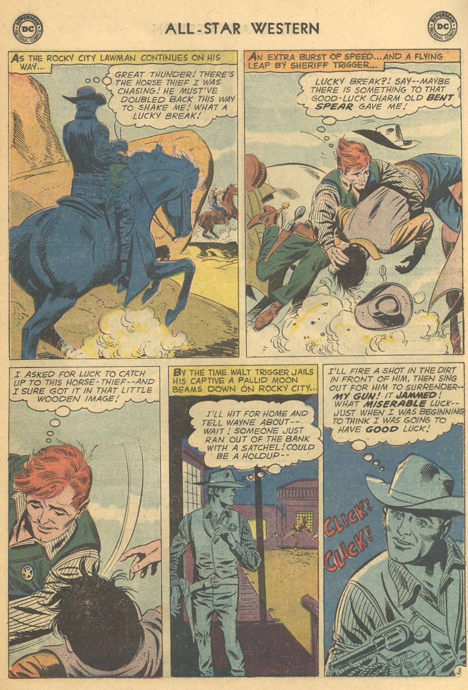 Read online All-Star Western (1951) comic -  Issue #108 - 27