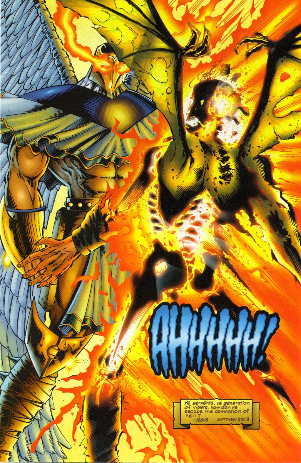 Read online Avengelyne (1996) comic -  Issue #3 - 12