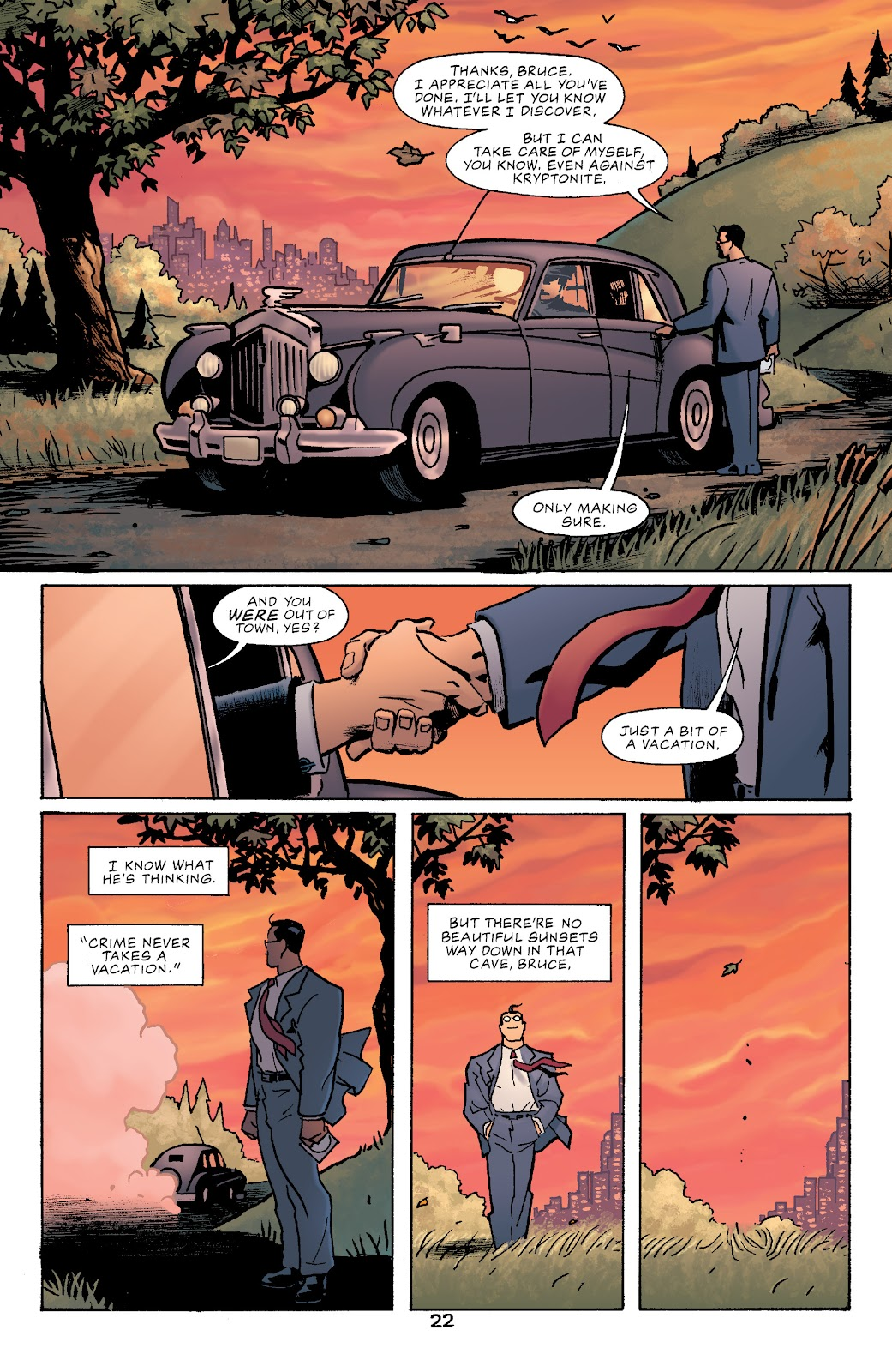 Batman/Superman/Wonder Woman: Trinity issue 1 - Page 20