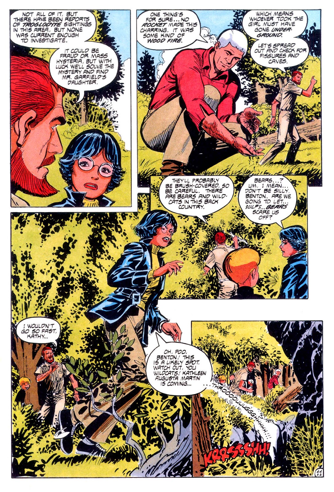 Jonny Quest (1986) issue 12 - Page 14