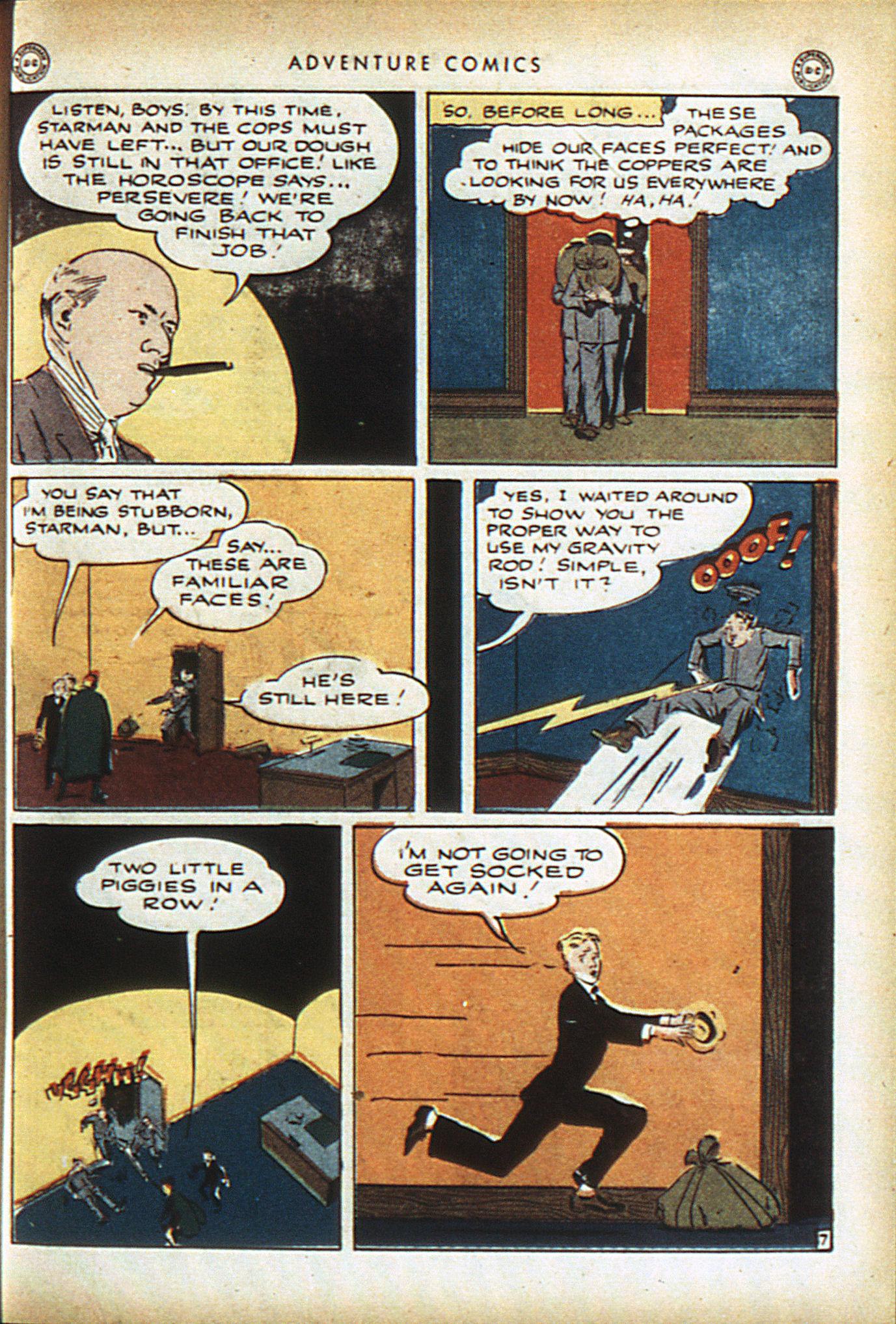 Read online Adventure Comics (1938) comic -  Issue #96 - 40