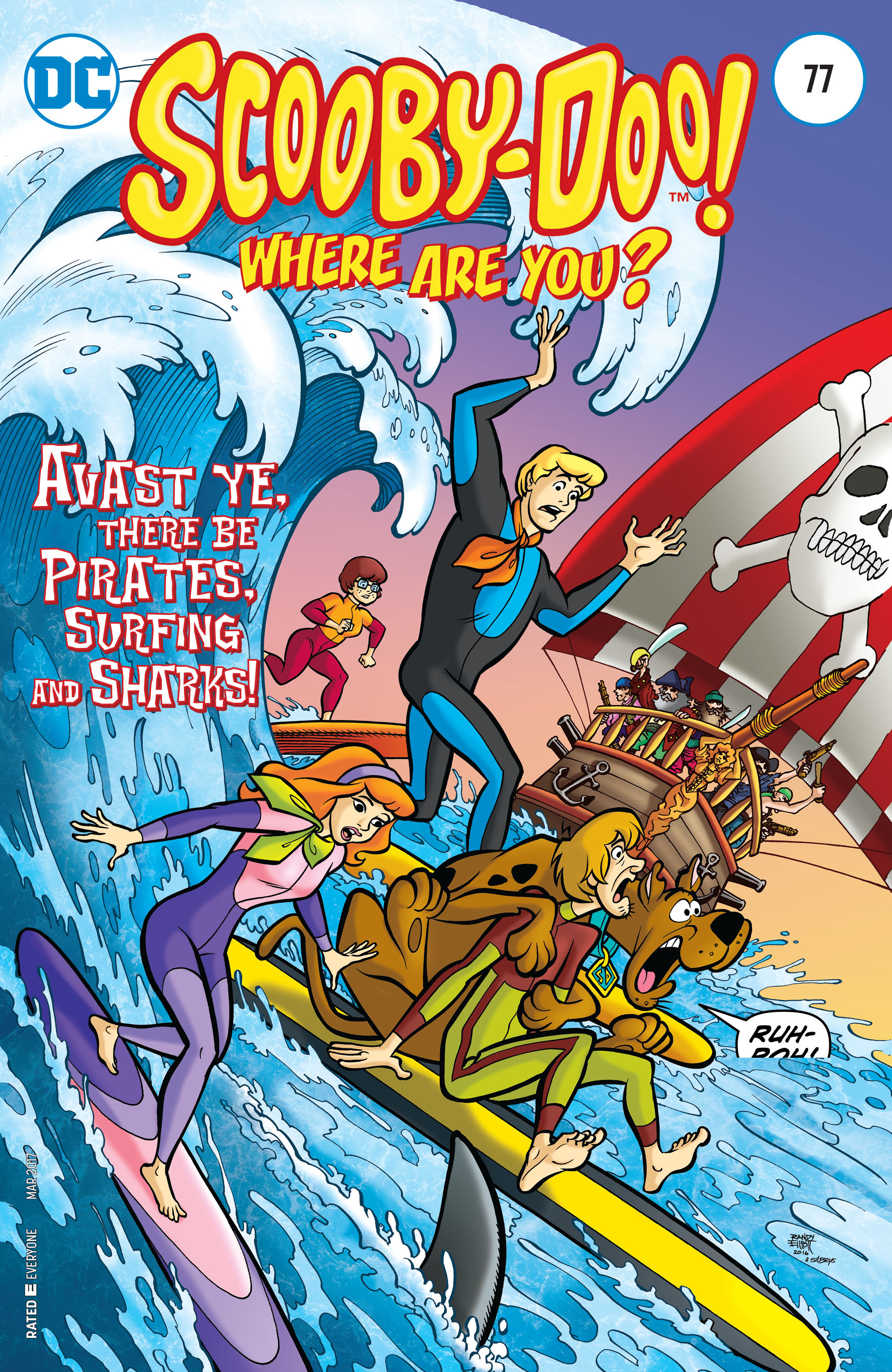 Read online Scooby-Doo: Where Are You? comic -  Issue #77 - 1
