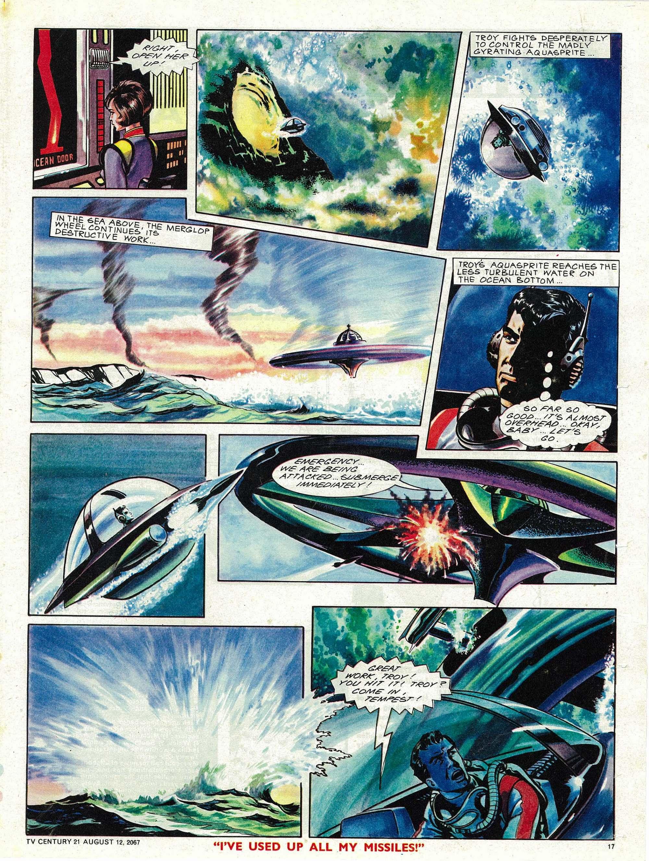 Read online TV Century 21 (TV 21) comic -  Issue #134 - 16