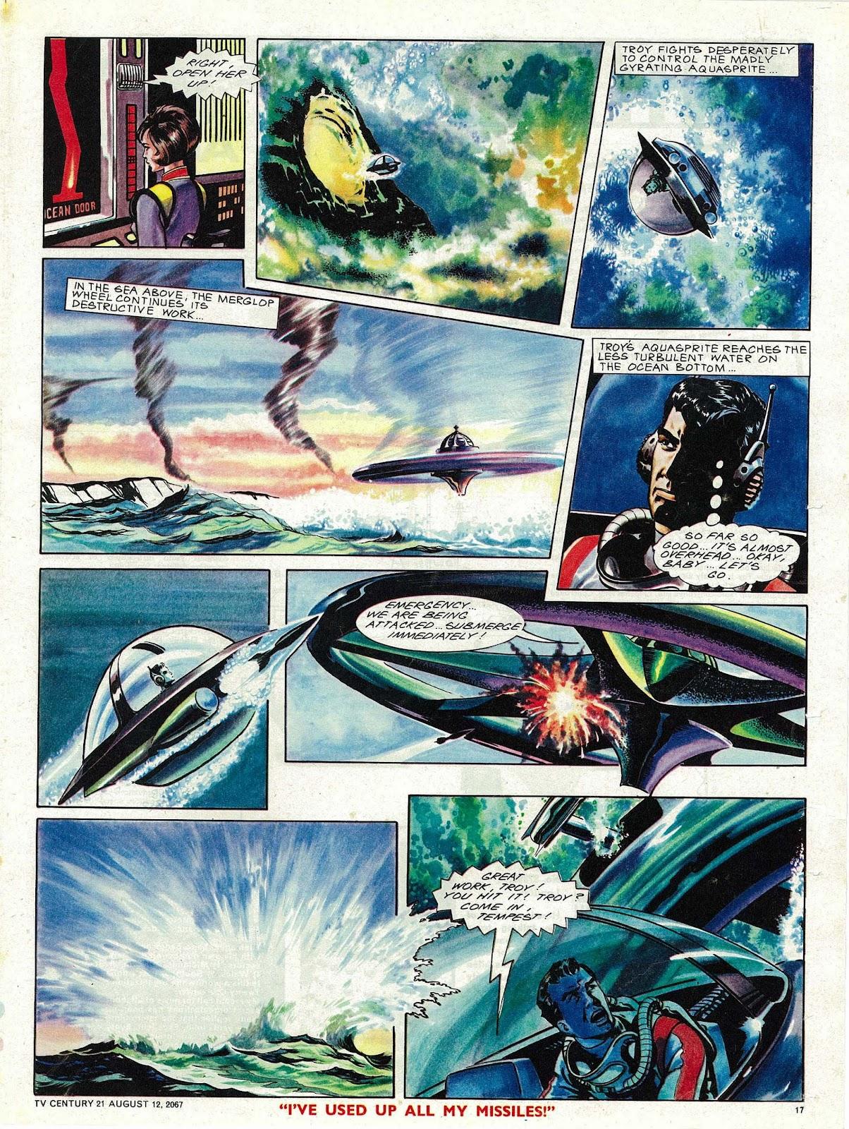 TV Century 21 (TV 21) issue 134 - Page 16