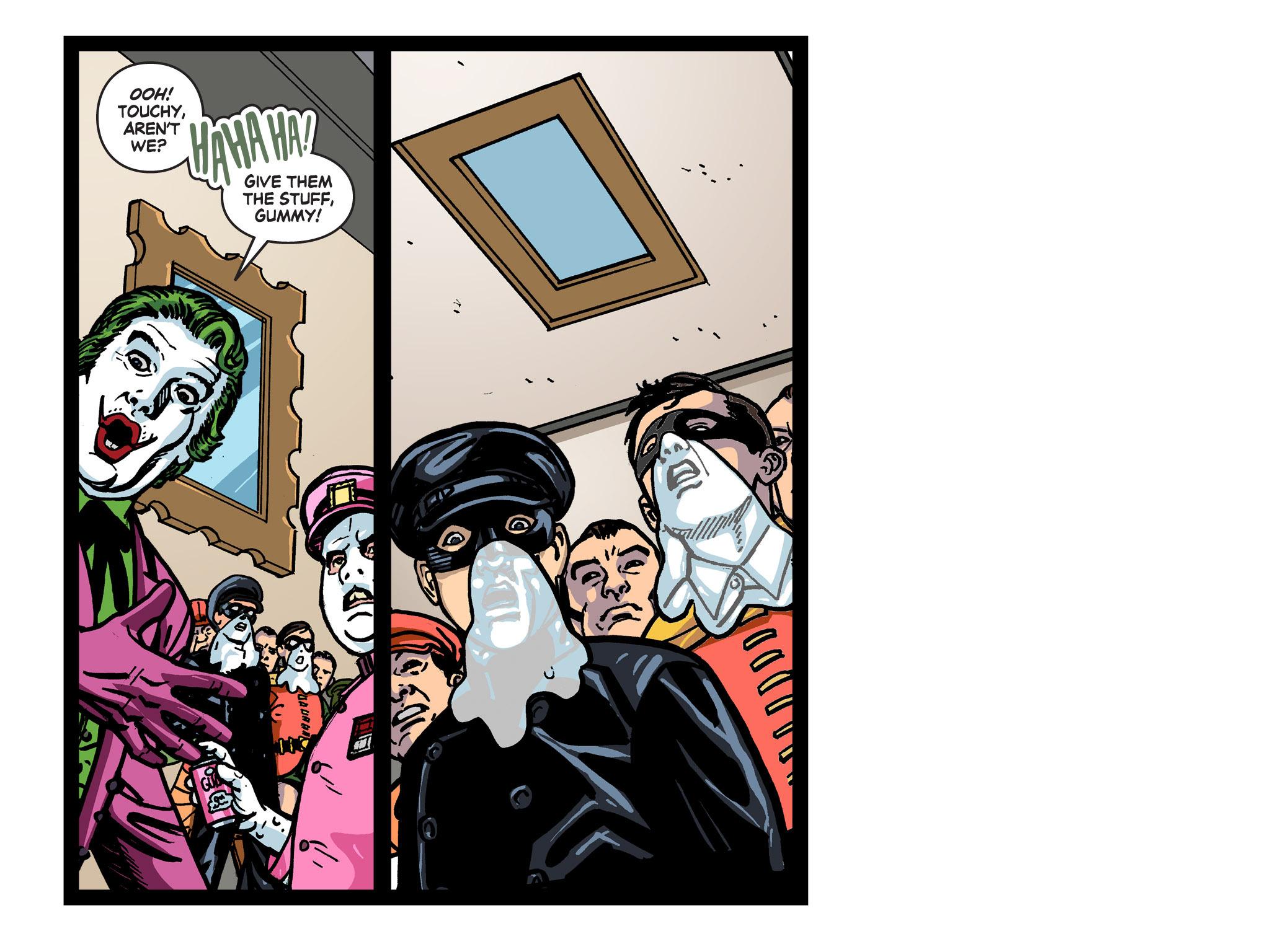 Read online Batman '66 Meets the Green Hornet [II] comic -  Issue #5 - 16