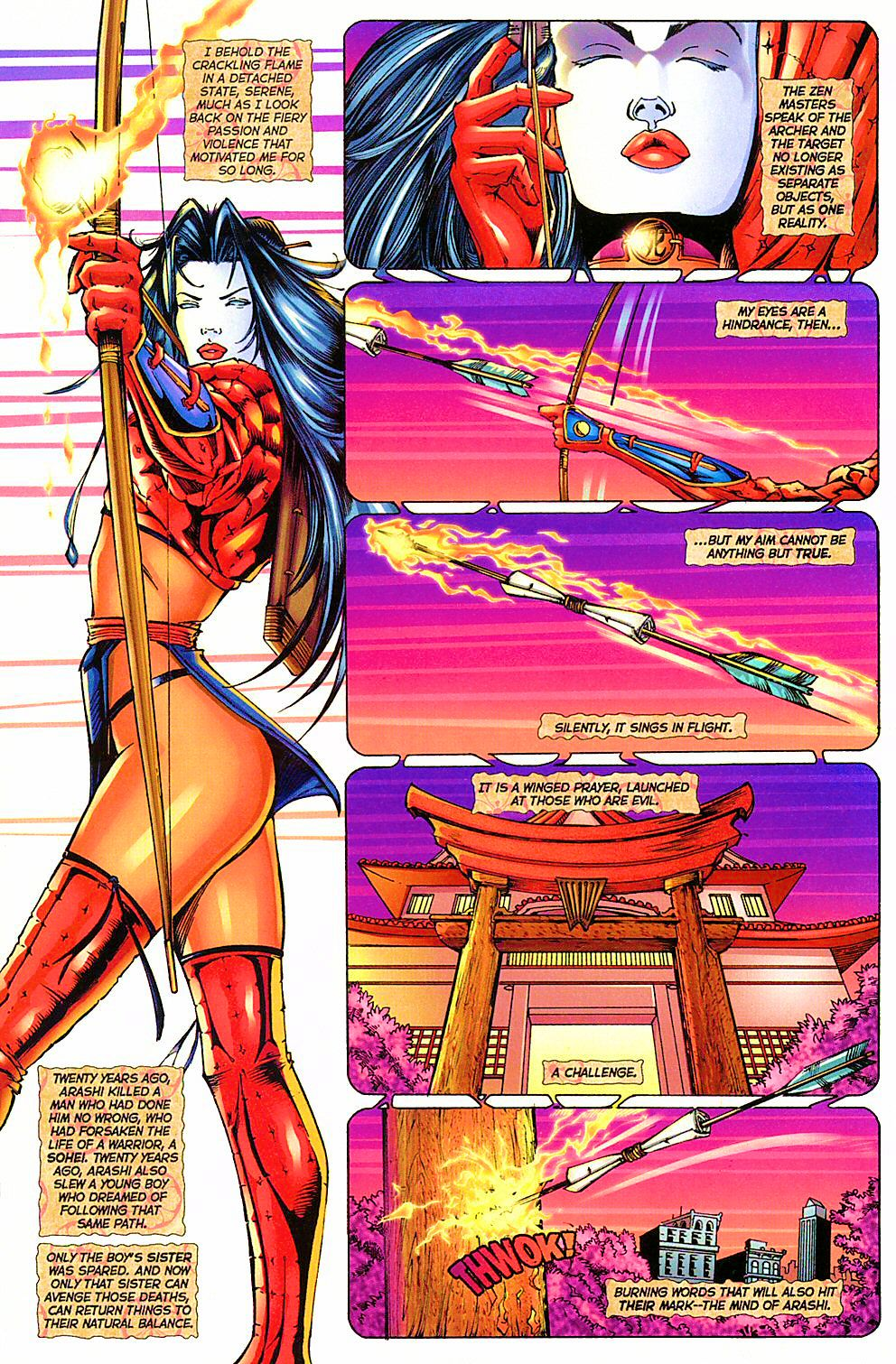 Shi: The Way of the Warrior Issue #11 #11 - English 4