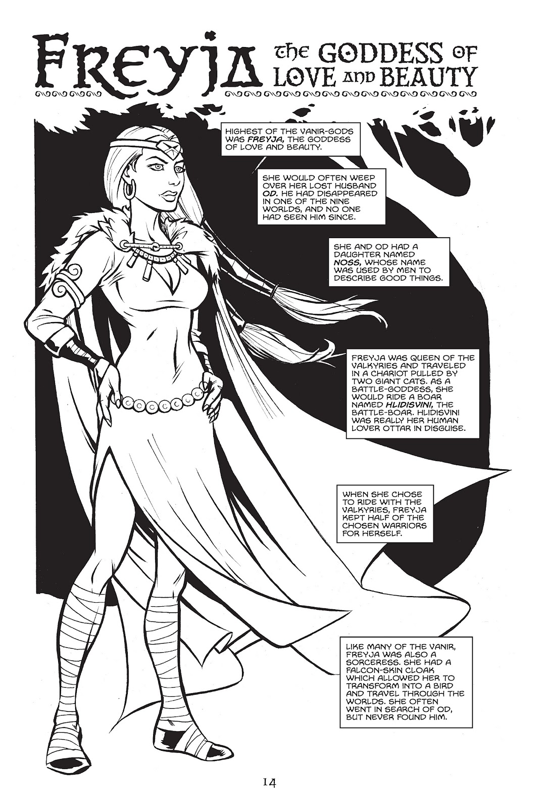 Read online Gods of Asgard comic -  Issue # TPB (Part 1) - 15