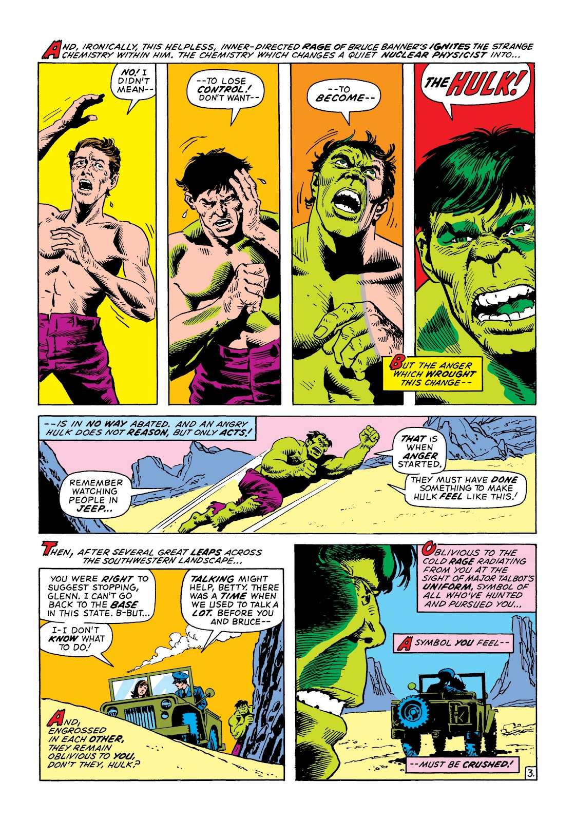 Read online Marvel Masterworks: The Incredible Hulk comic -  Issue # TPB 8 (Part 2) - 55