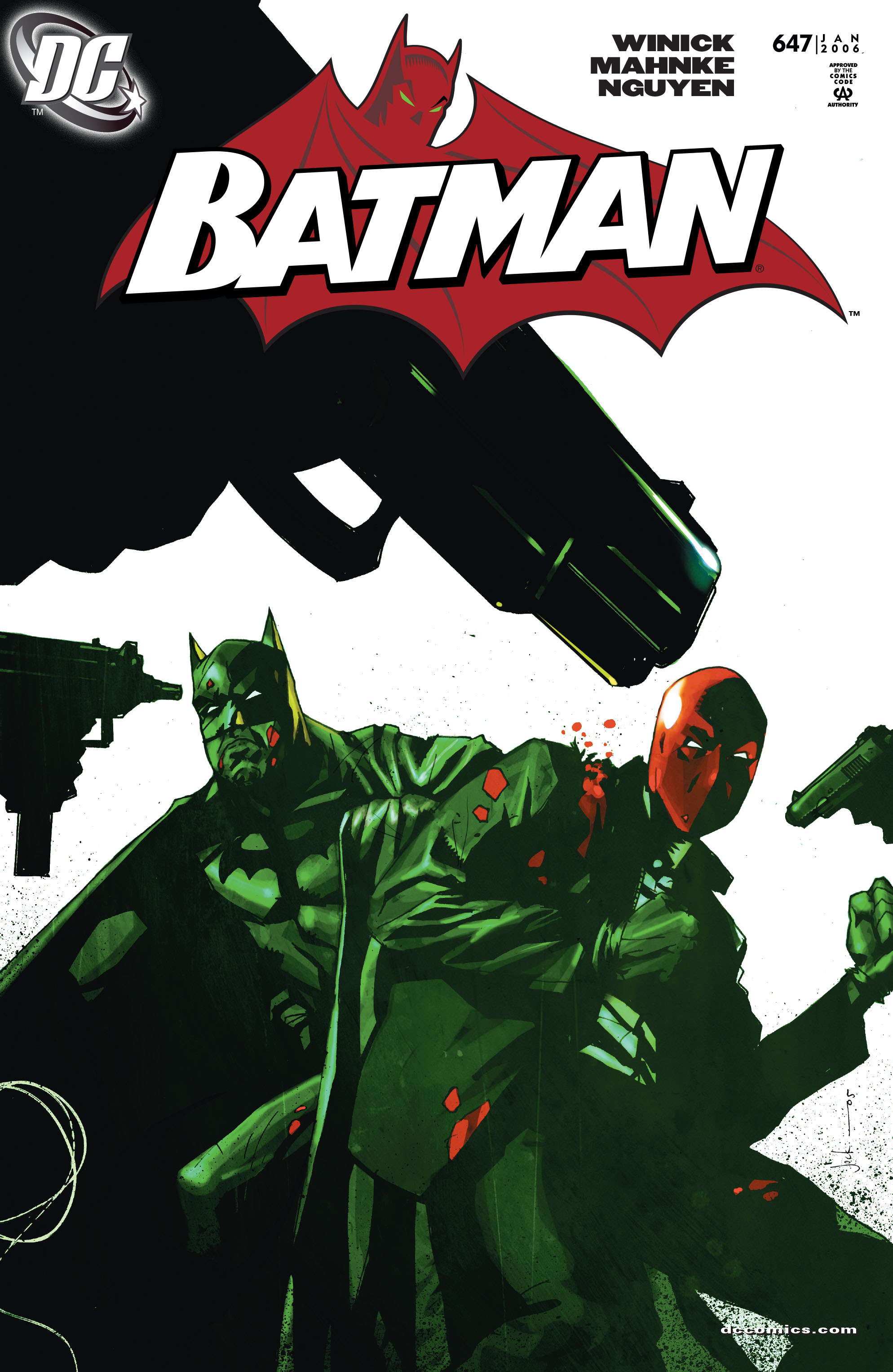 Batman (1940) 647 Page 1