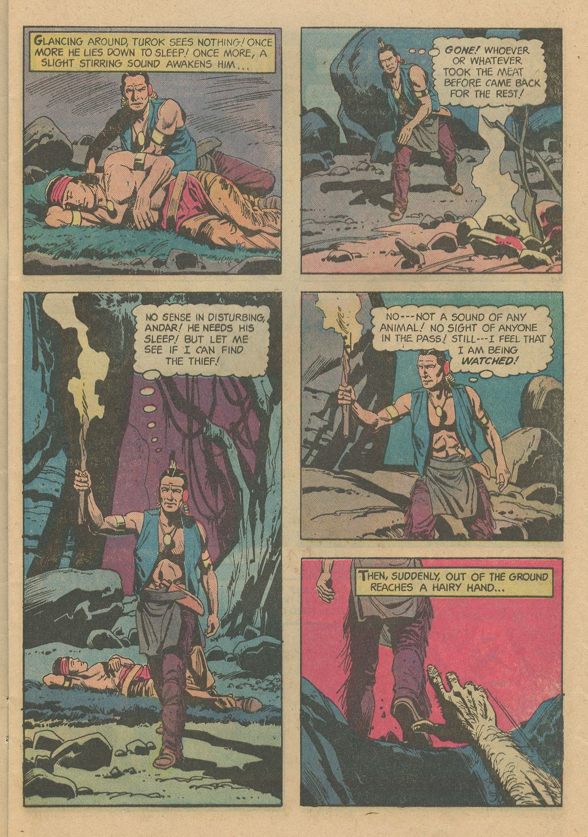 Read online Turok, Son of Stone comic -  Issue #128 - 9